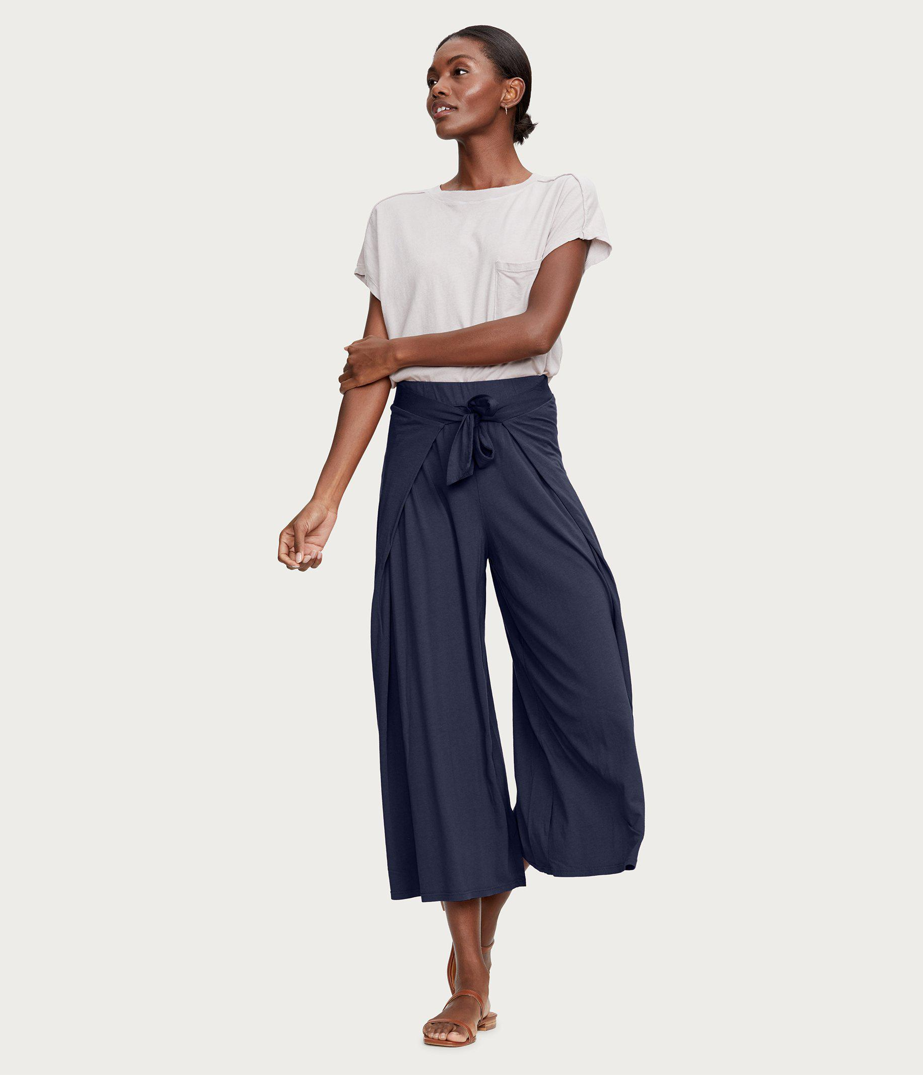 Clarissa Cropped Pant 1