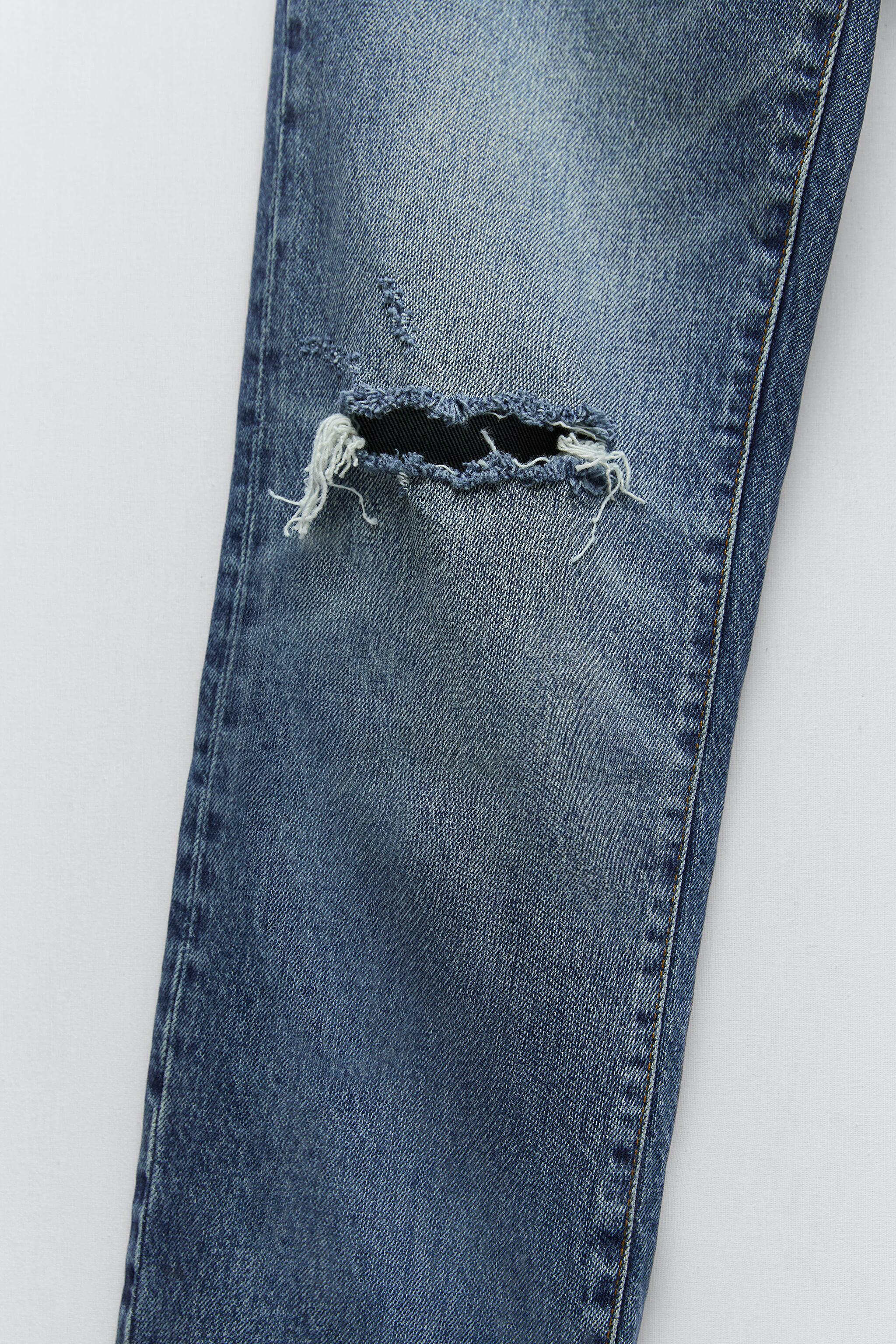 ZW THE NEW SLIM CROPPED JEANS 5