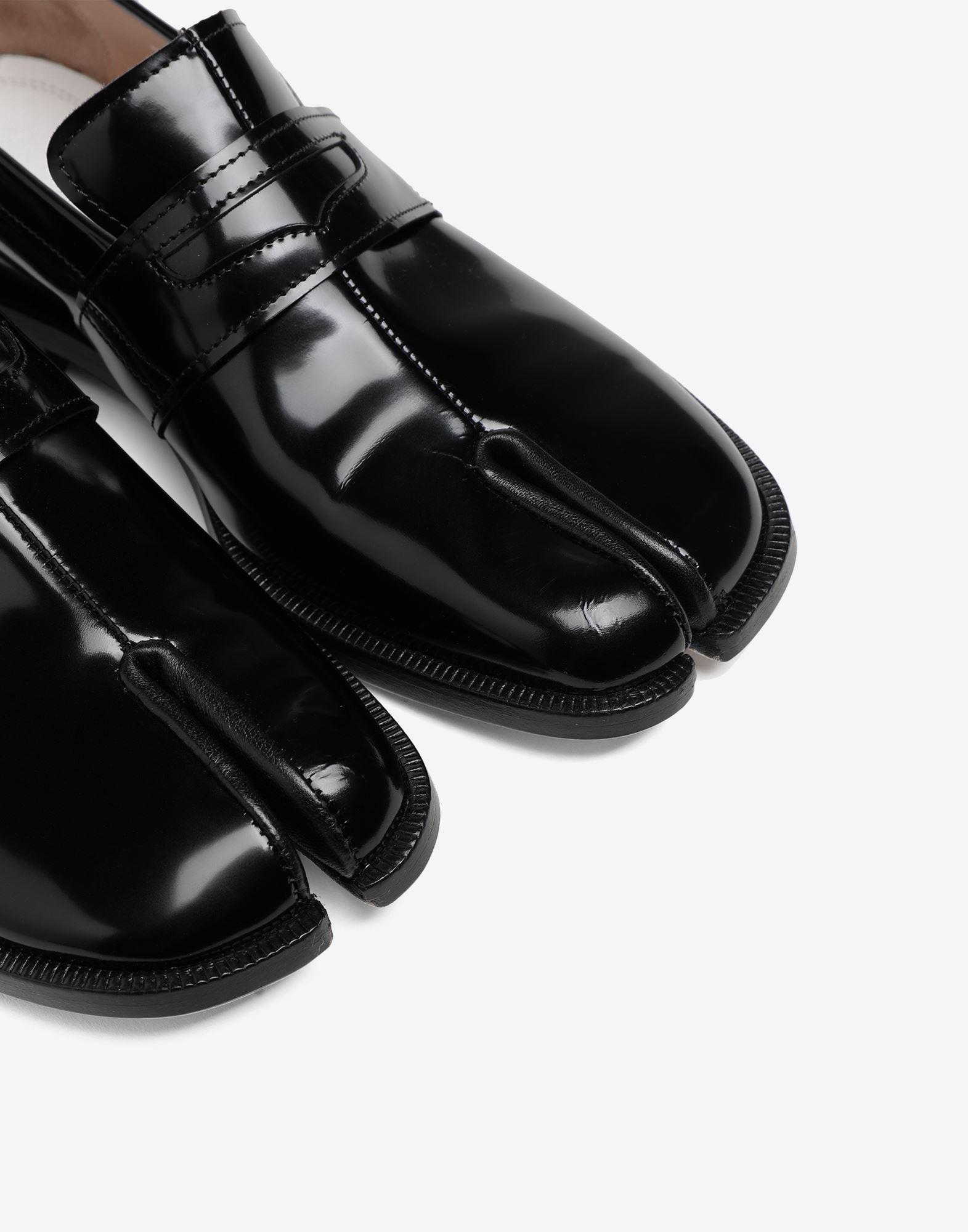 Tabi leather loafers 4