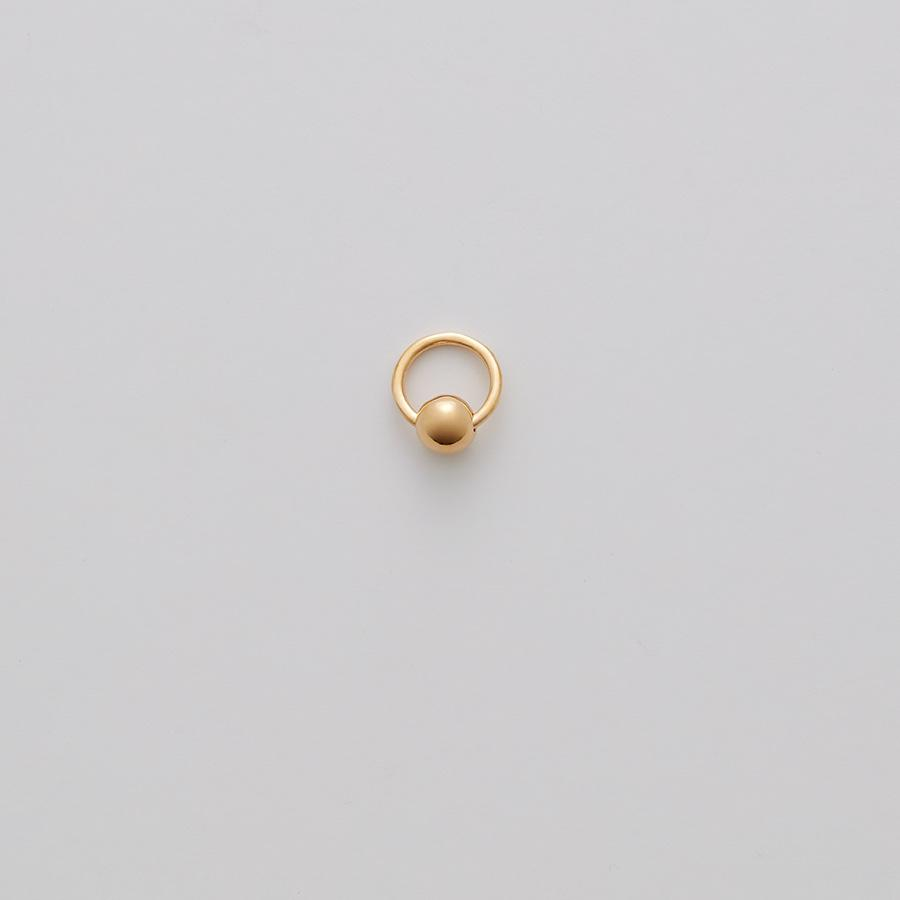 Women's Sphere Embellishment (Single) in Gold | 14K Plated Gold by Cuyana