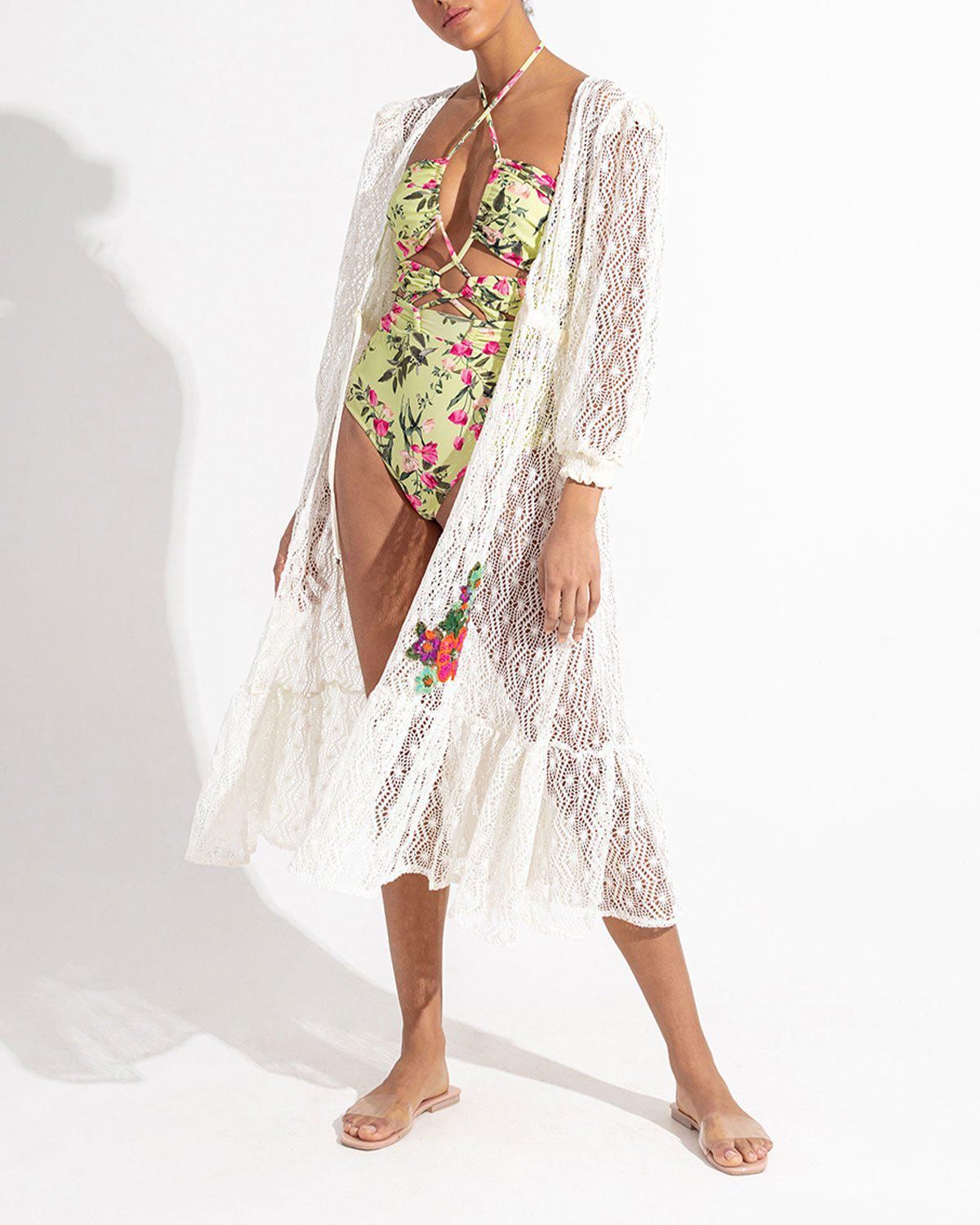 Tula Laceup One Piece 4