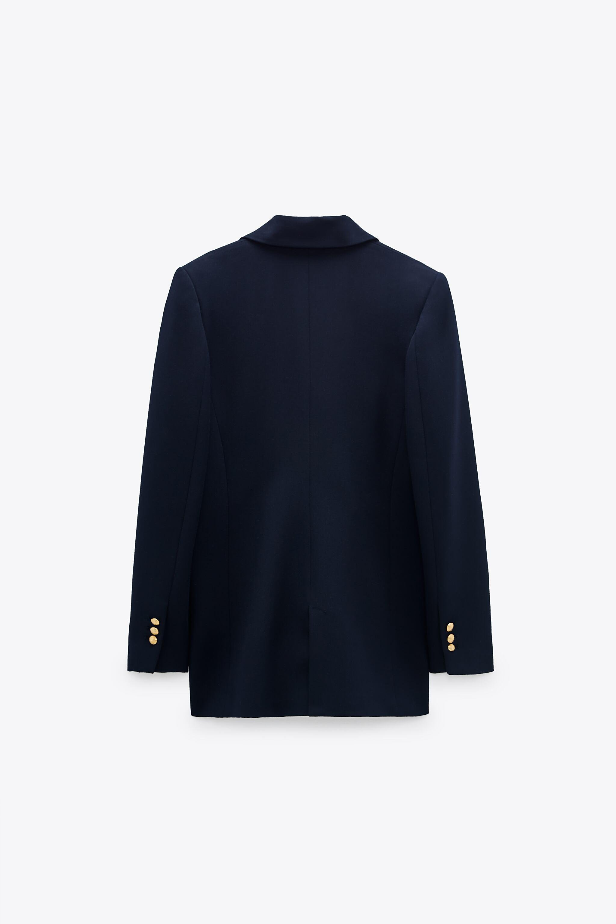 TAILORED BLAZER WITH BUTTONS 5