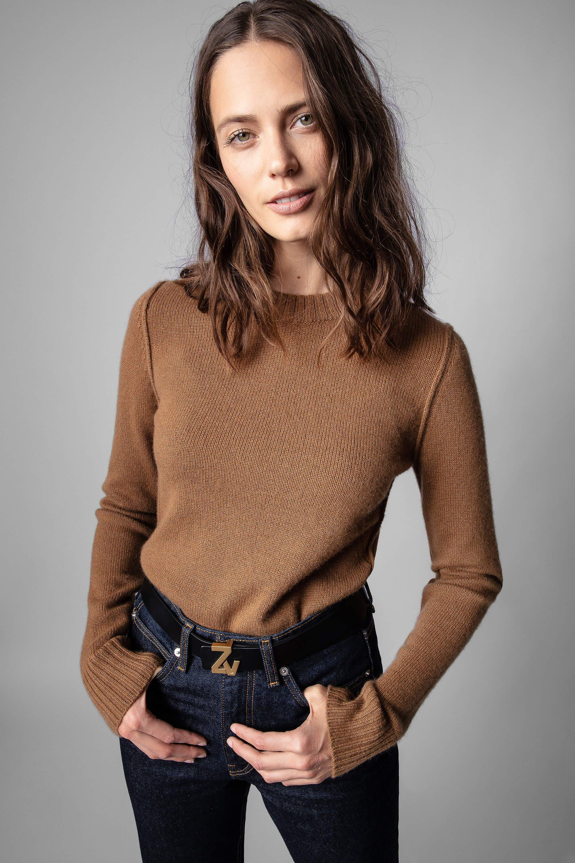 Sourky Cashmere Sweater