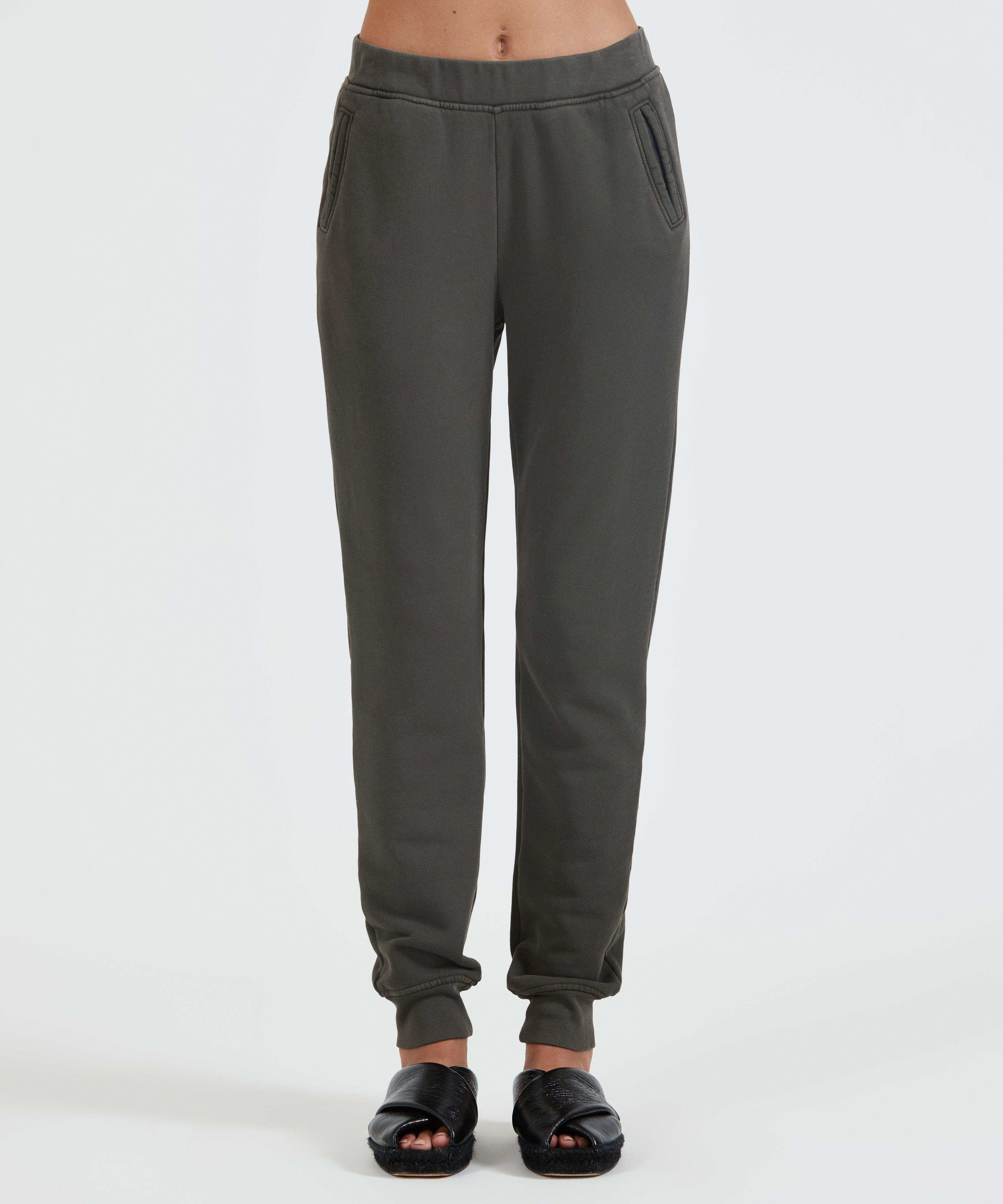 French Terry Sweatpant - Chestnut