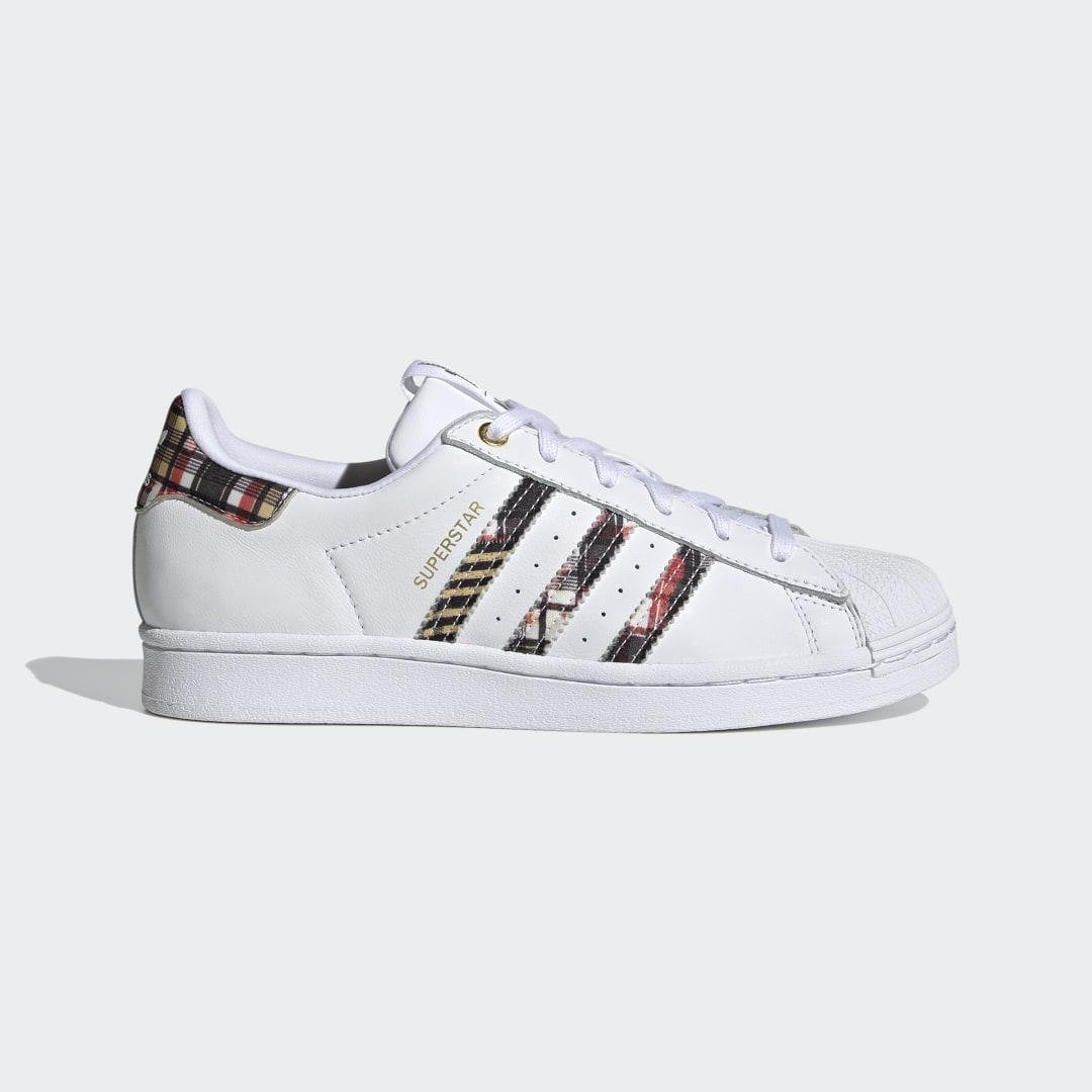 HER Studio London Superstar Shoes Cloud White 6