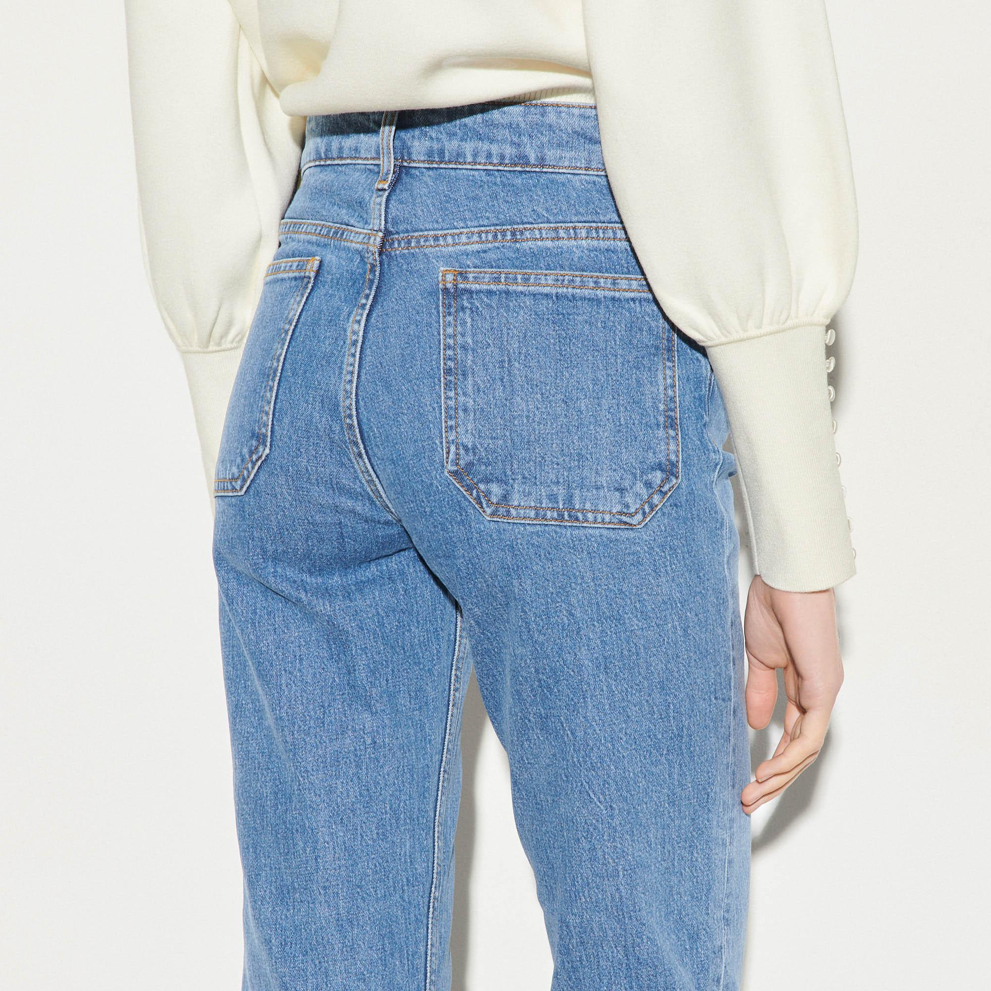 Stretch jeans with 5 pockets 4
