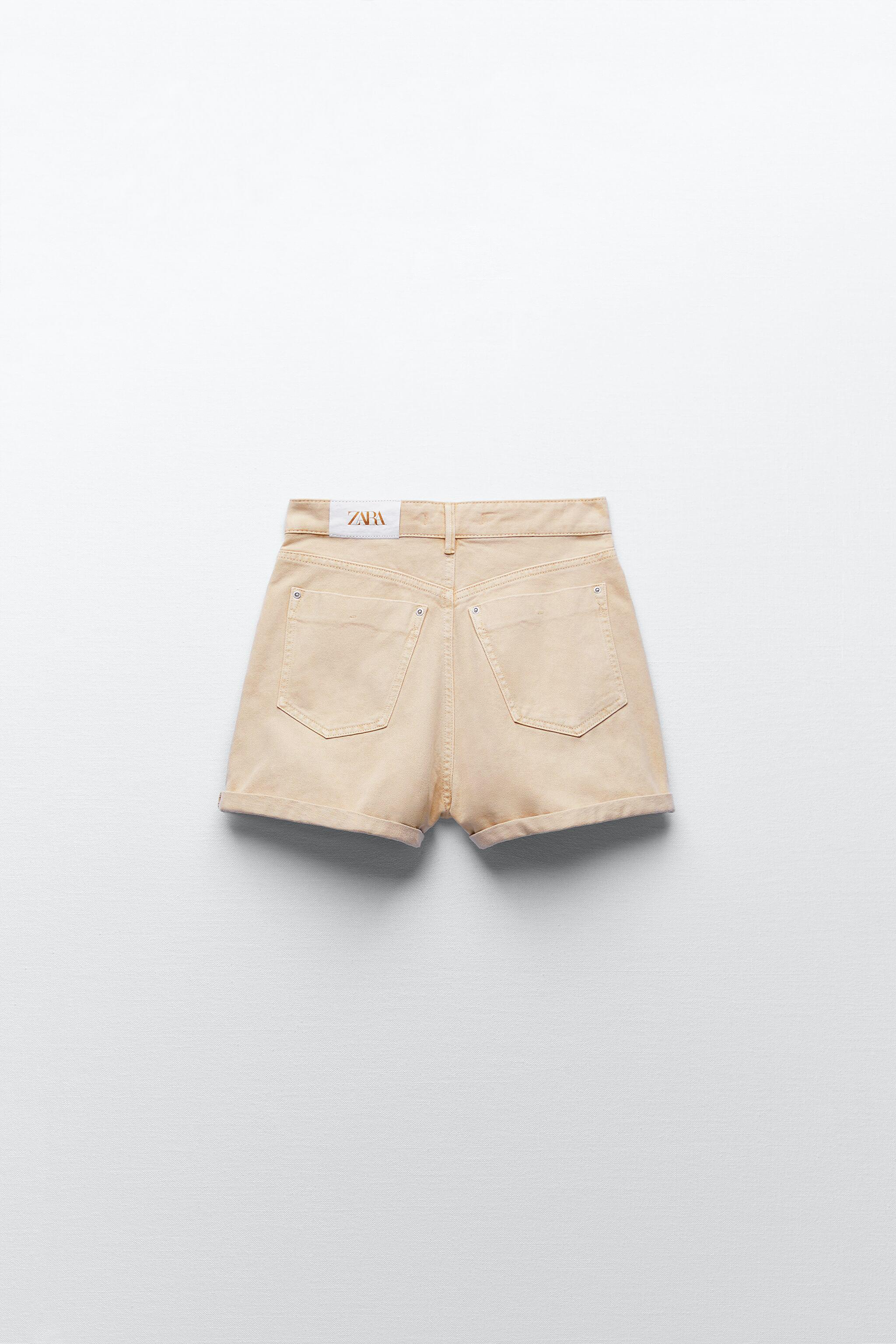 MOM FIT SHORTS 6