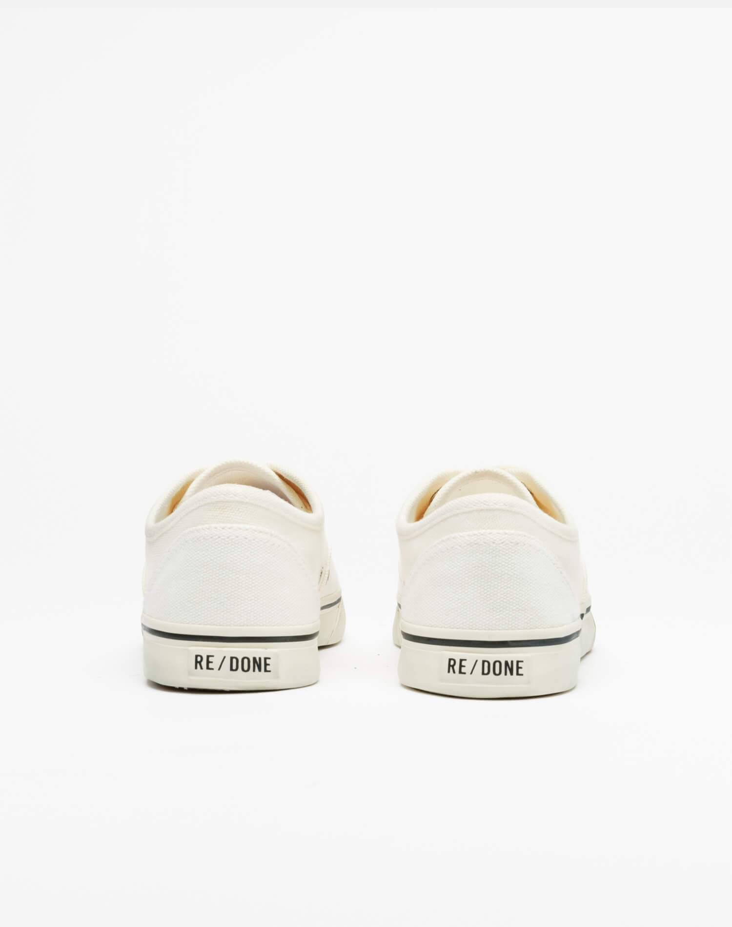 70s Low Top Skate - Washed Off White 3