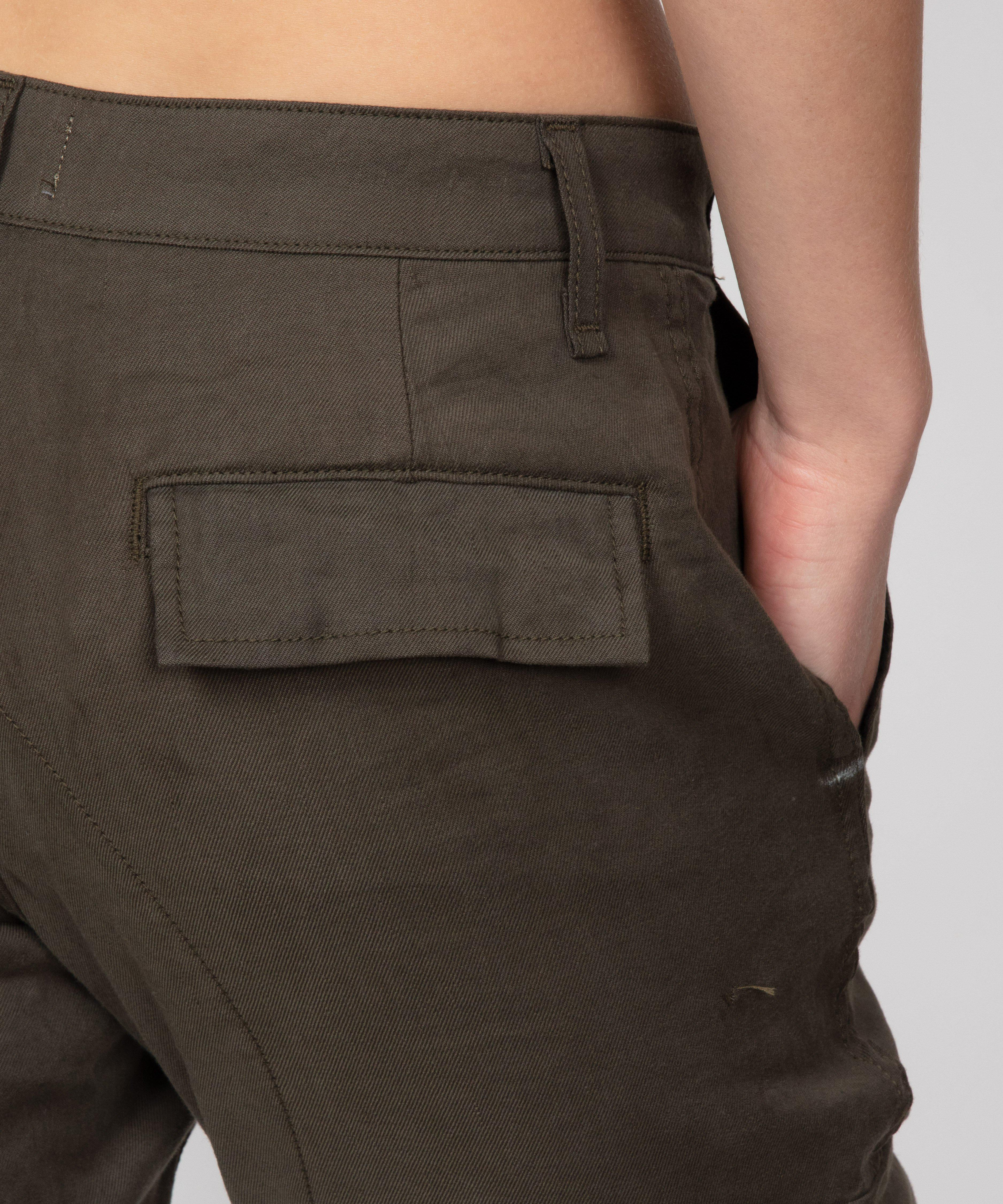CARGO PANT- Army 4