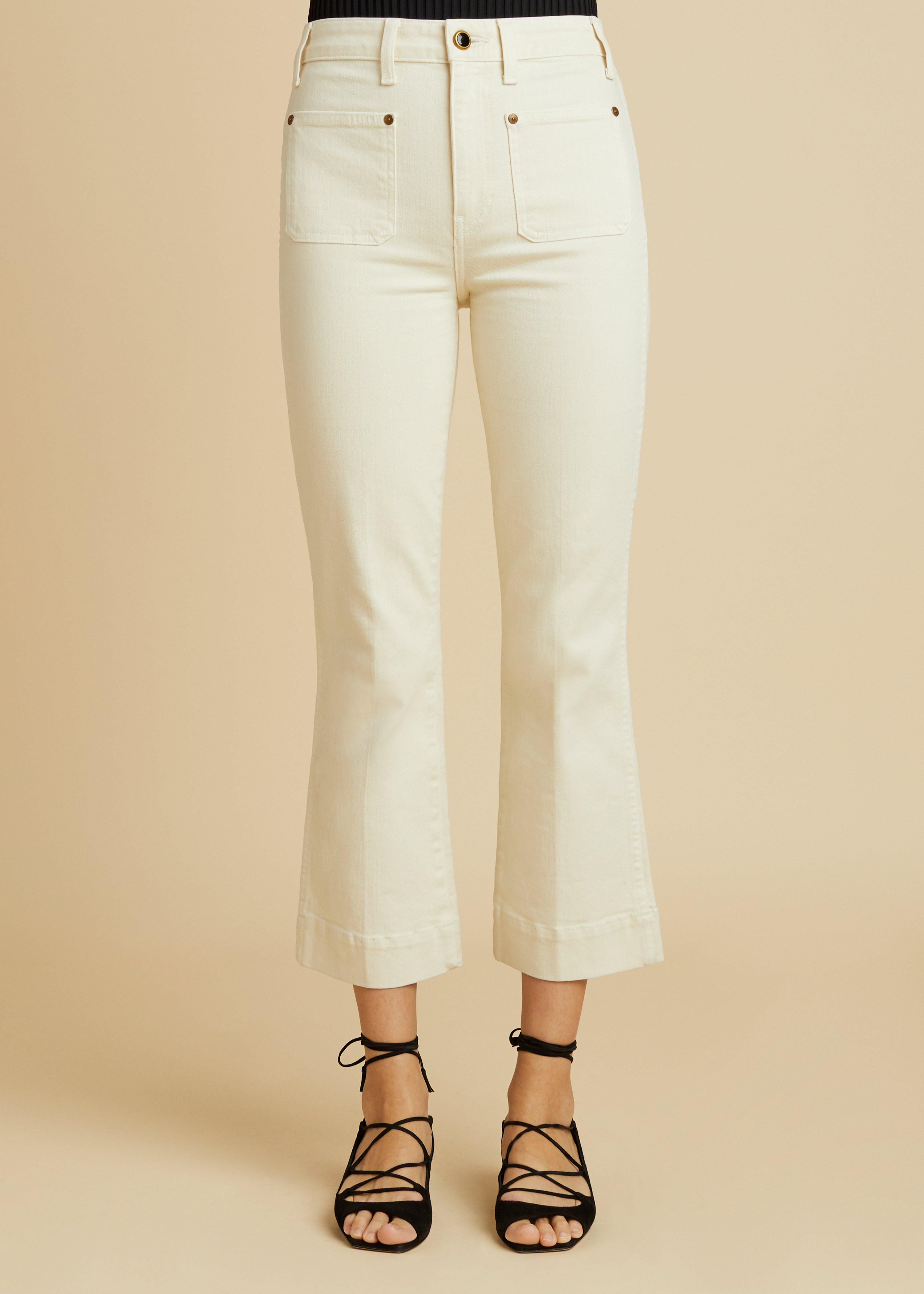 The Raquel Jean in Ivory 1