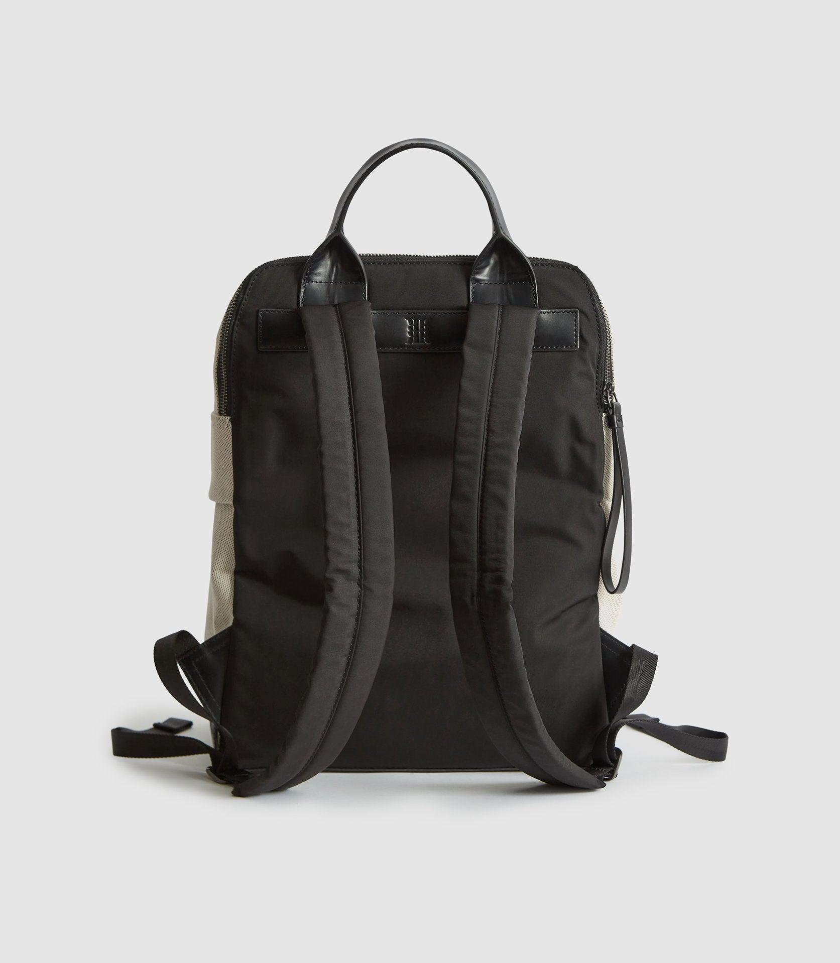 ALBION - CANVAS BACKPACK 2