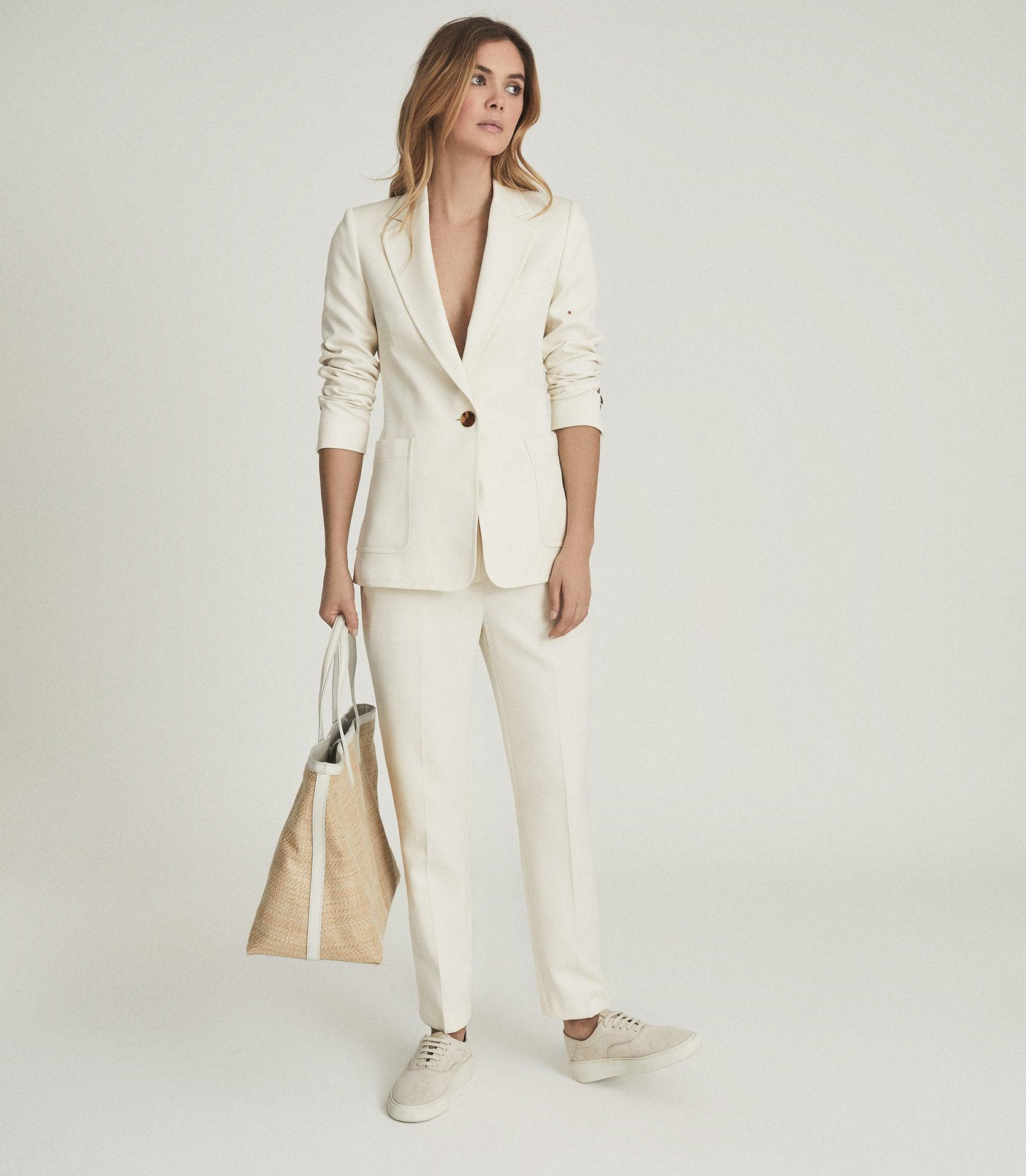 EMBER - TAILORED SINGLE BREASTED BLAZER