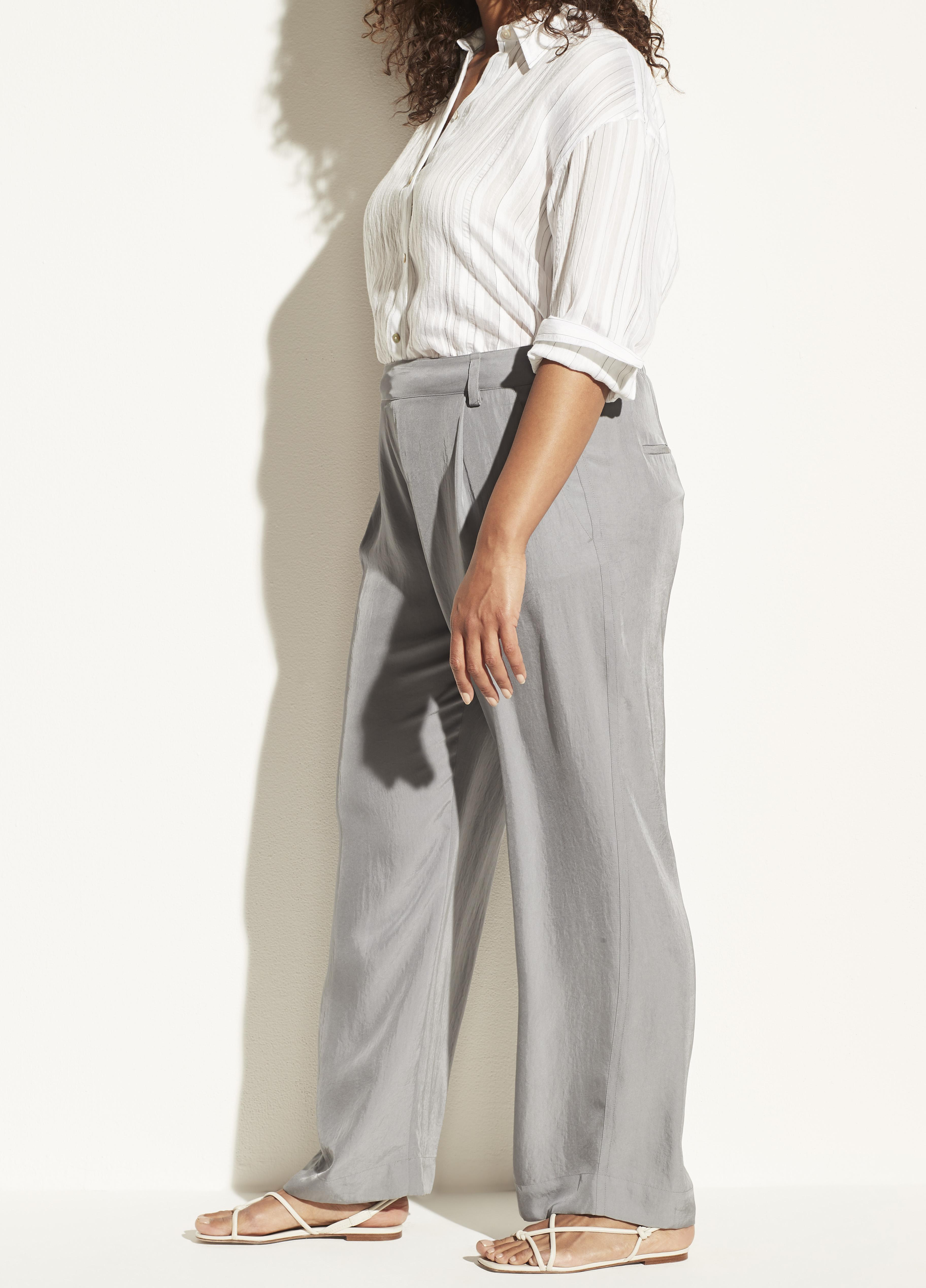 Wide Leg Pull On Pant 2