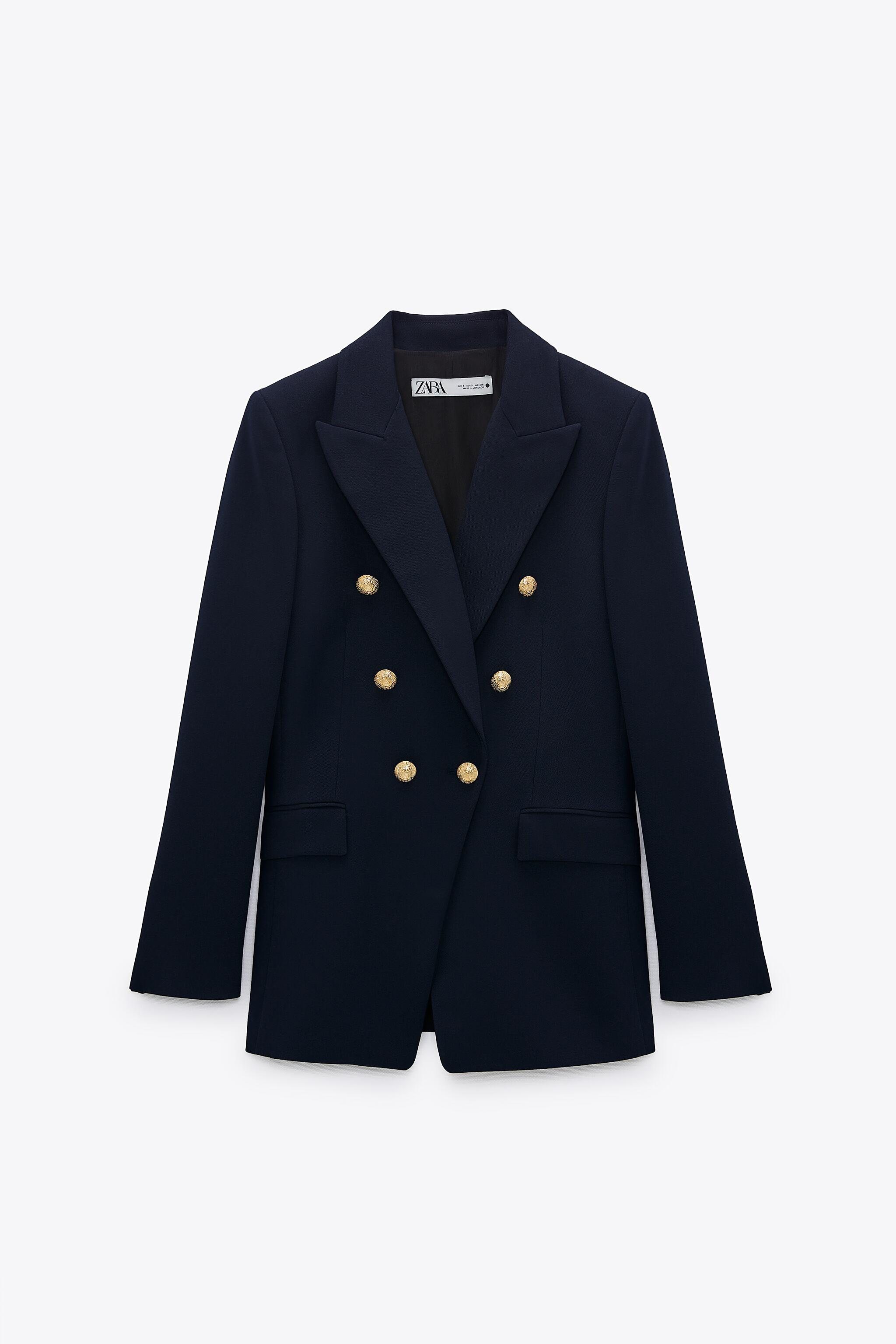 TAILORED BLAZER WITH BUTTONS 7
