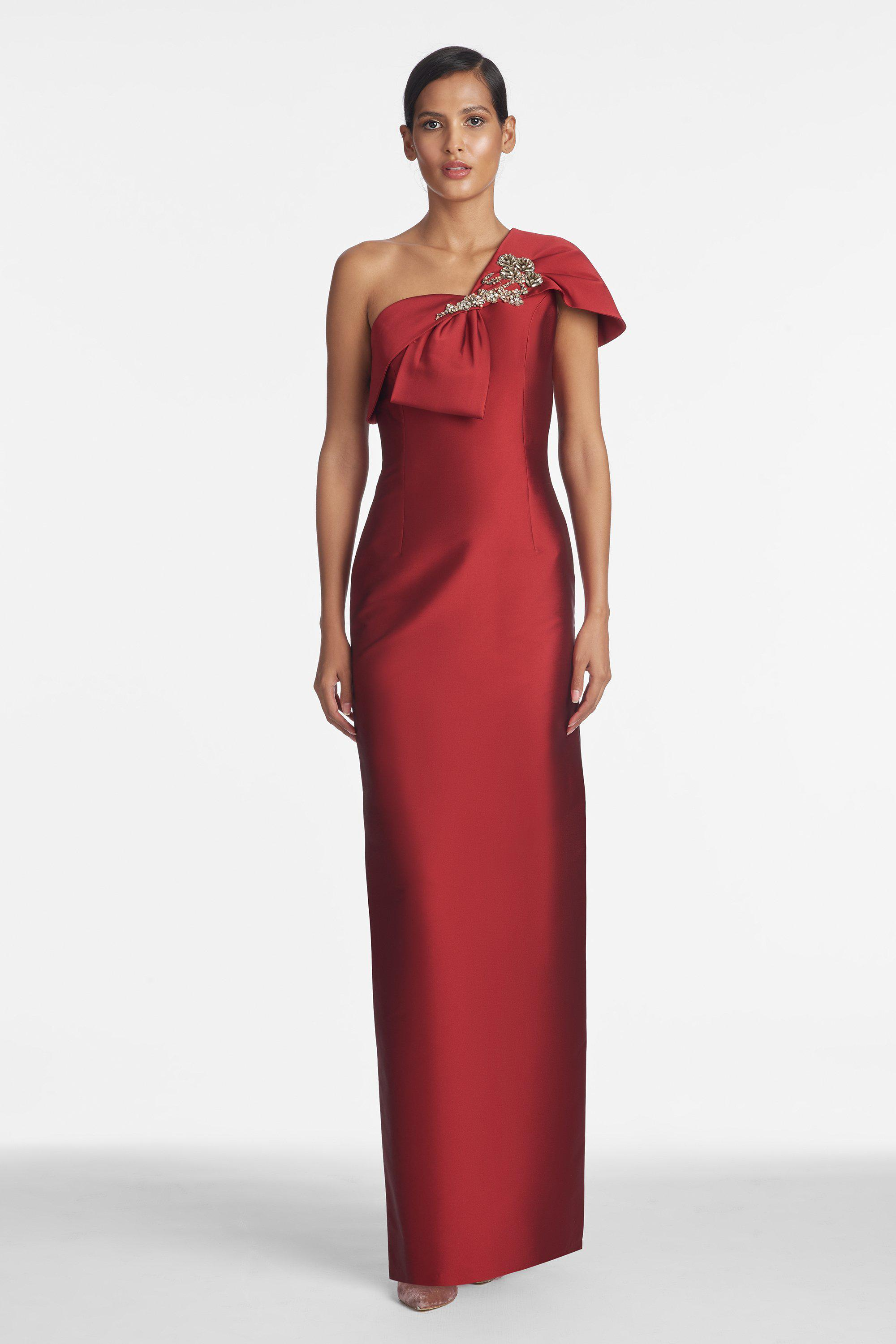 Ines Gown - Ruby