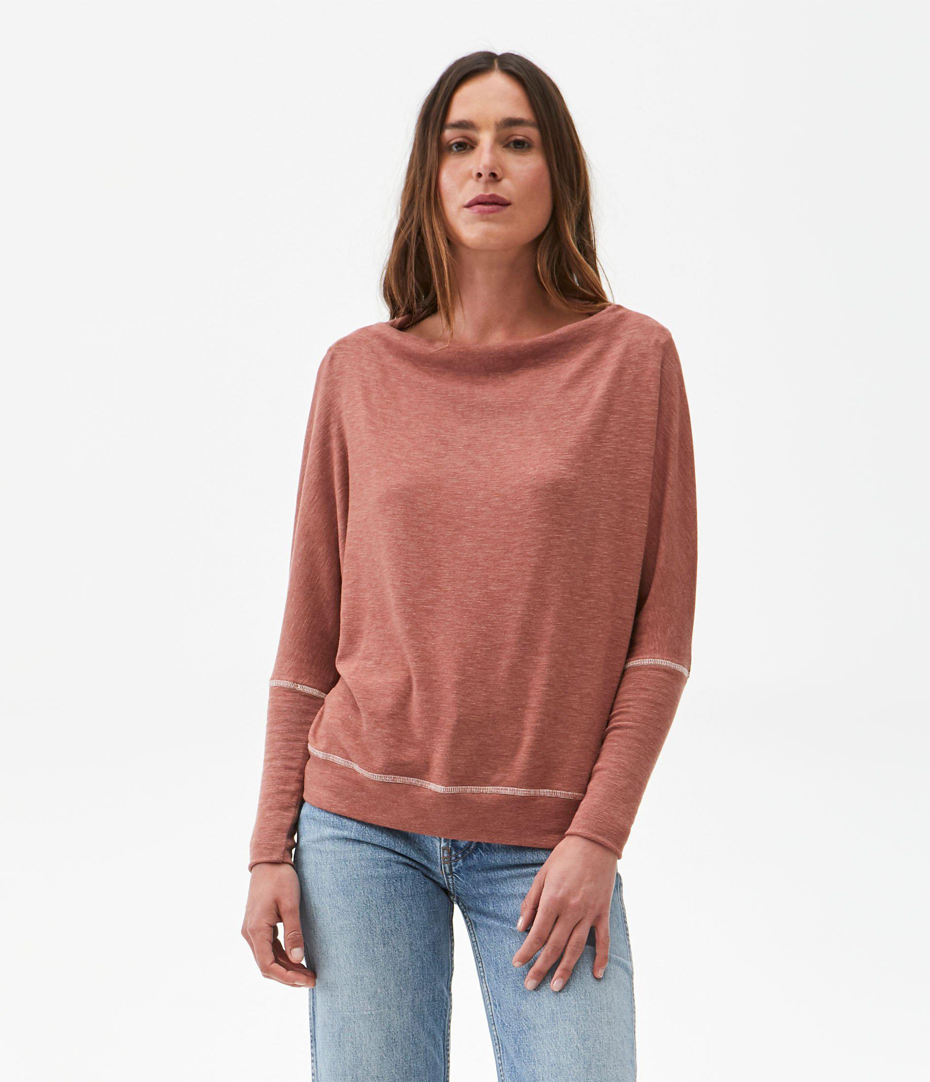 Amy Boat Neck Top