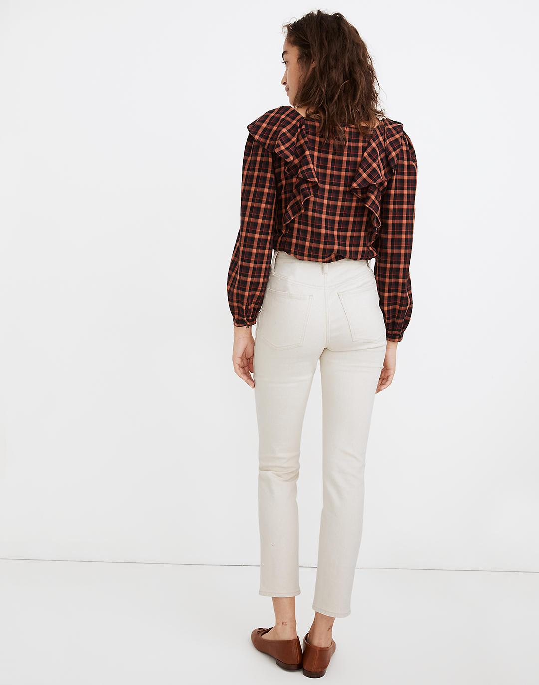 The Perfect Vintage Jean in Vintage Canvas 2