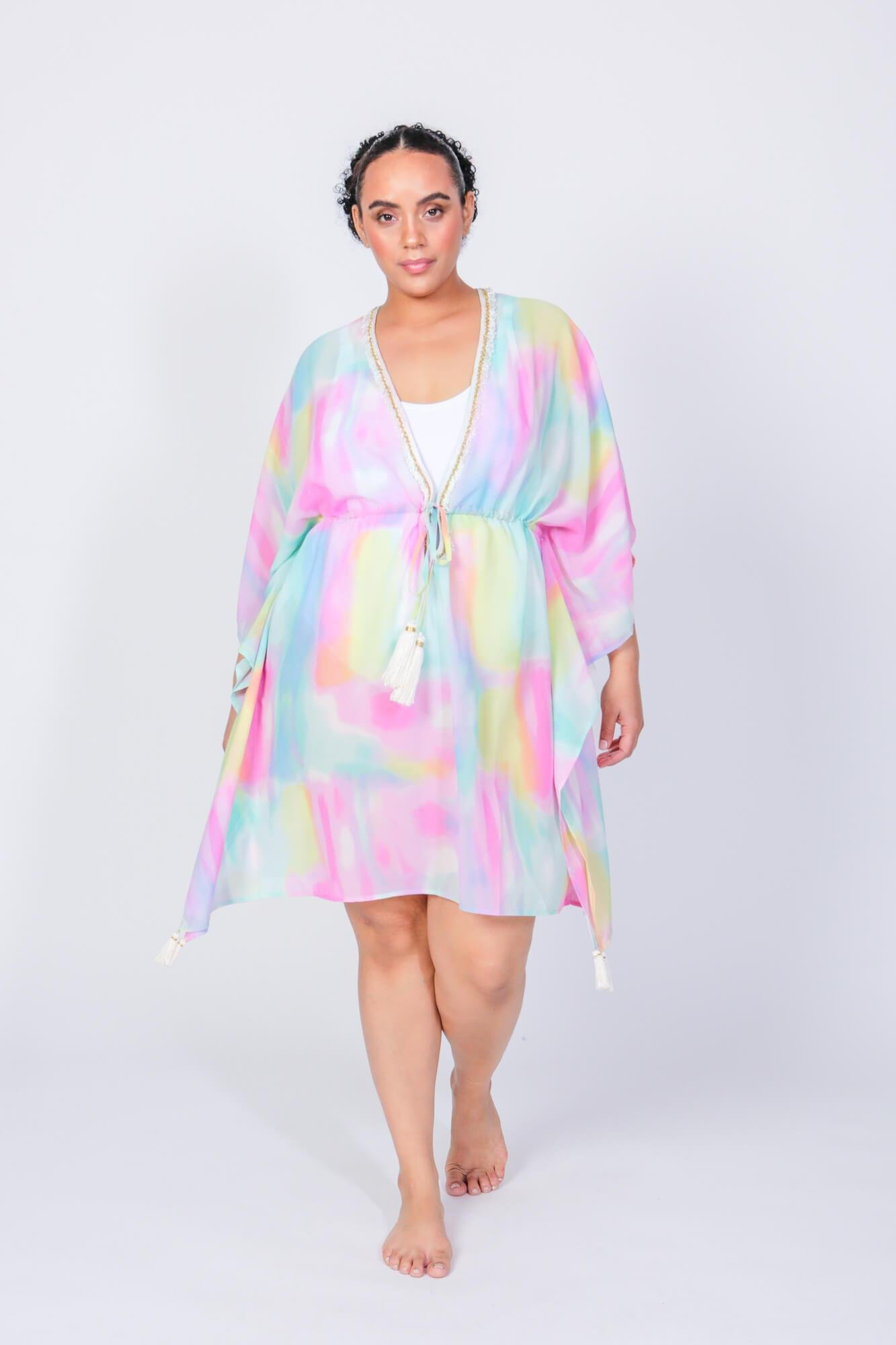 Flowy Sweets Cover Up 1