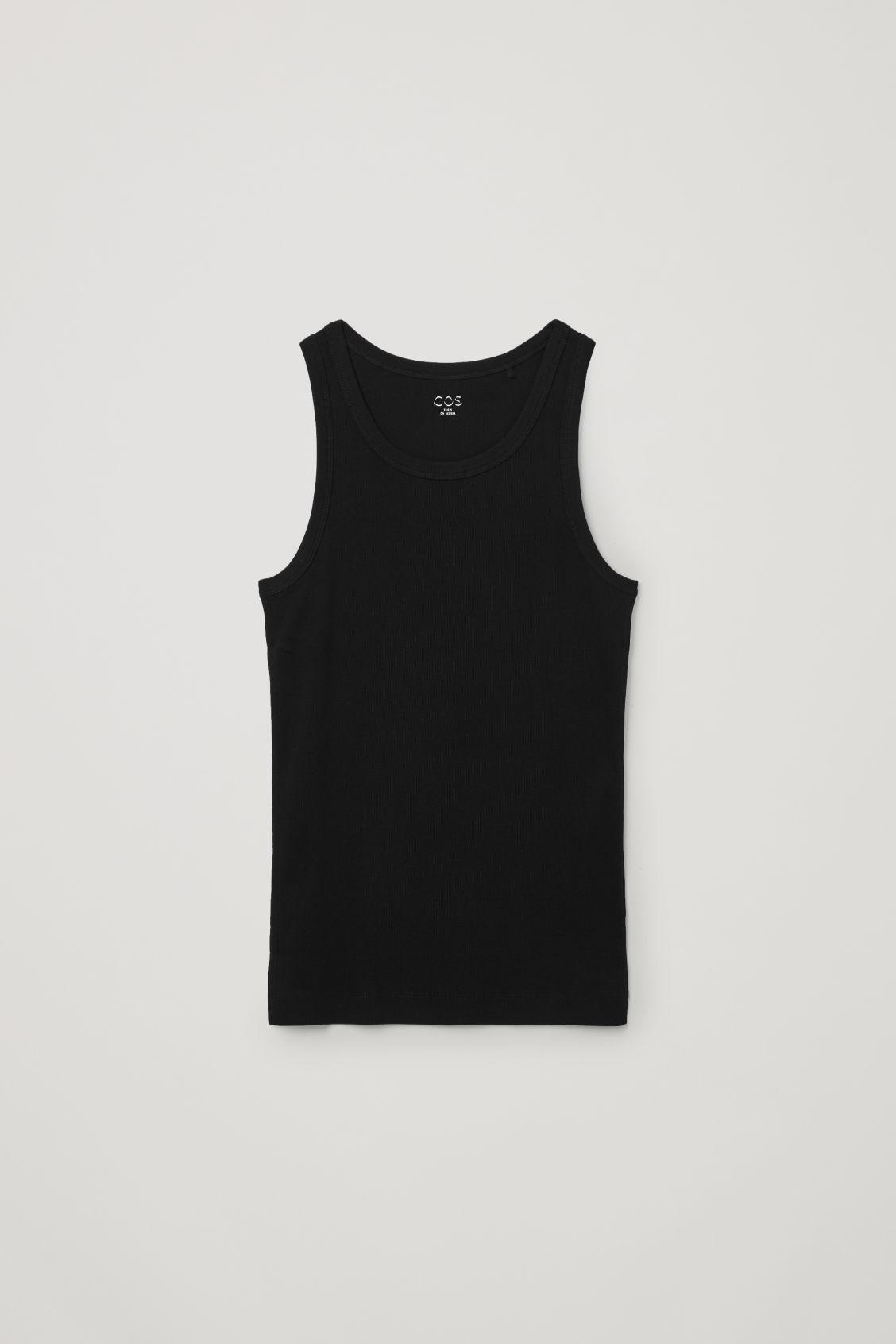 FITTED VEST TOP 8