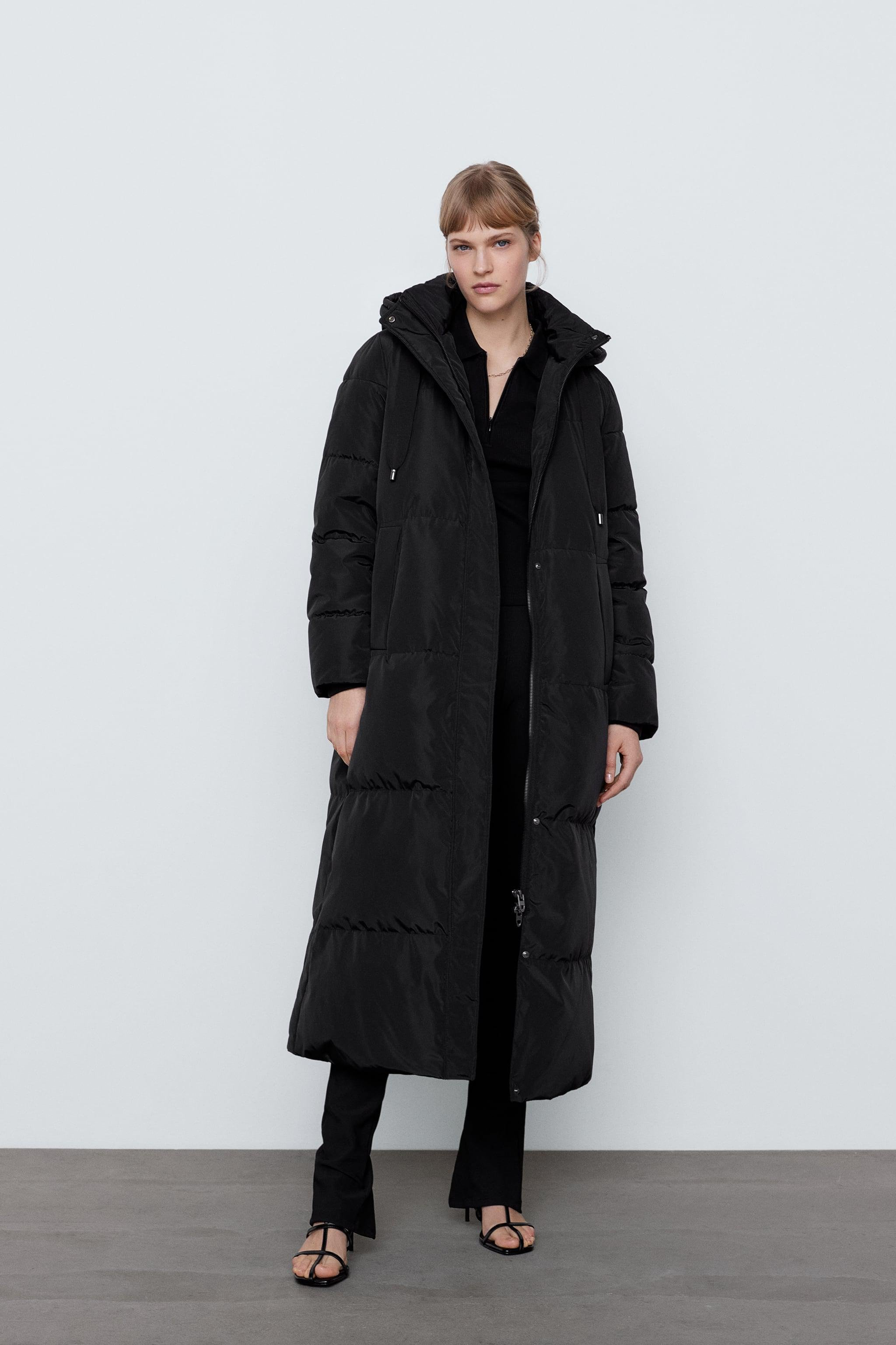 WATER AND WIND PROTECTION LONG DOWN COAT