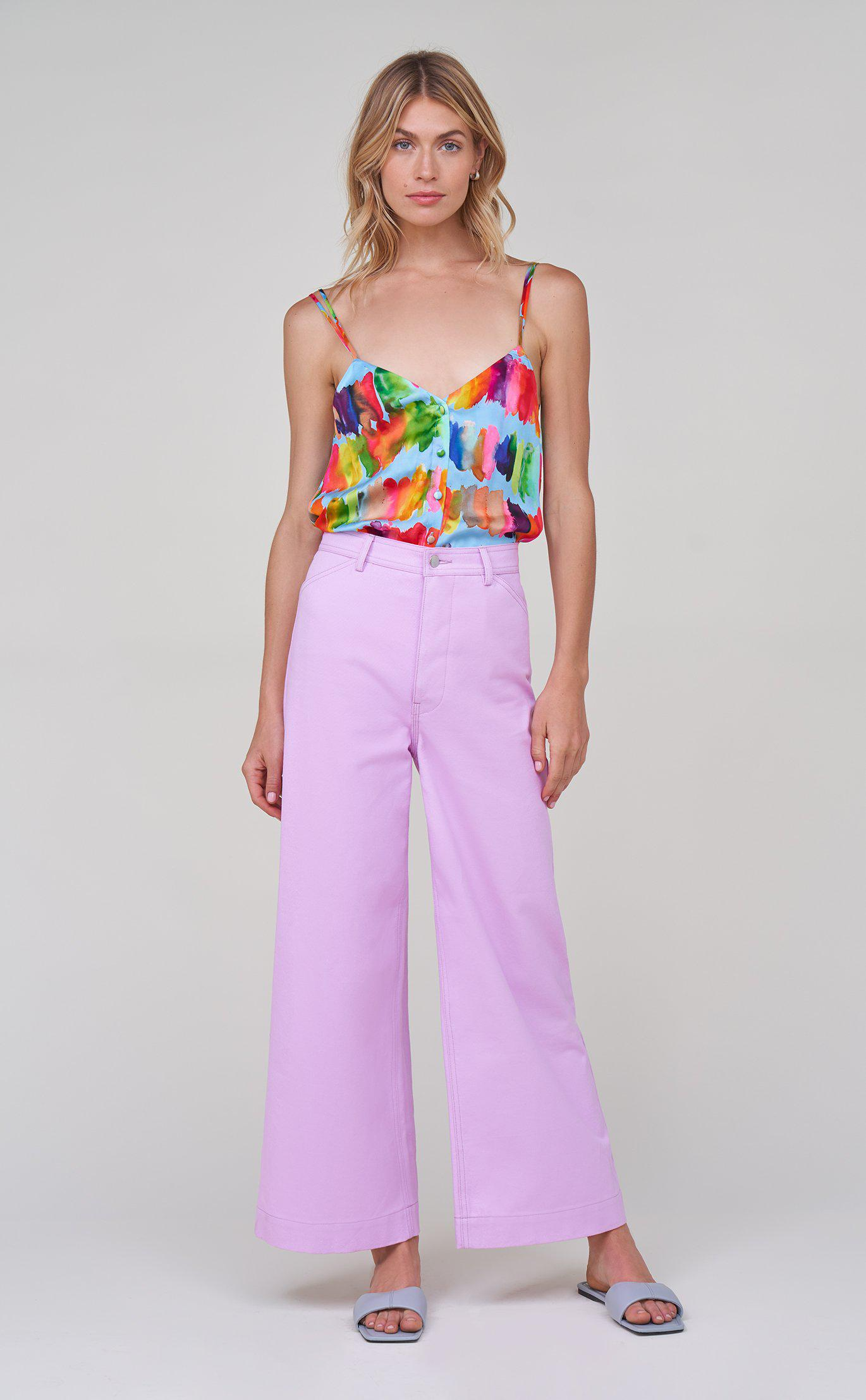 Ruby Pants | Orchid