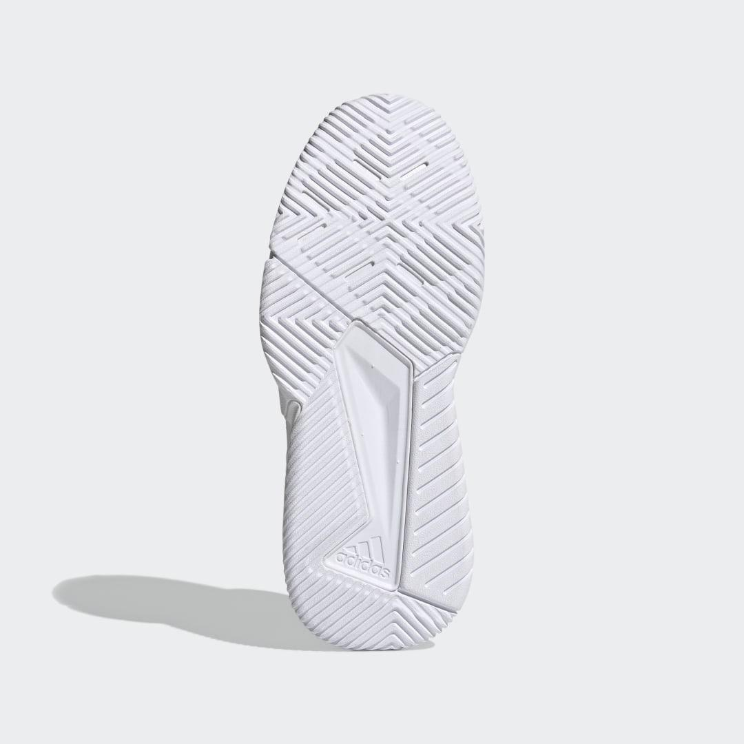 Court Team Bounce Indoor Shoes White 2