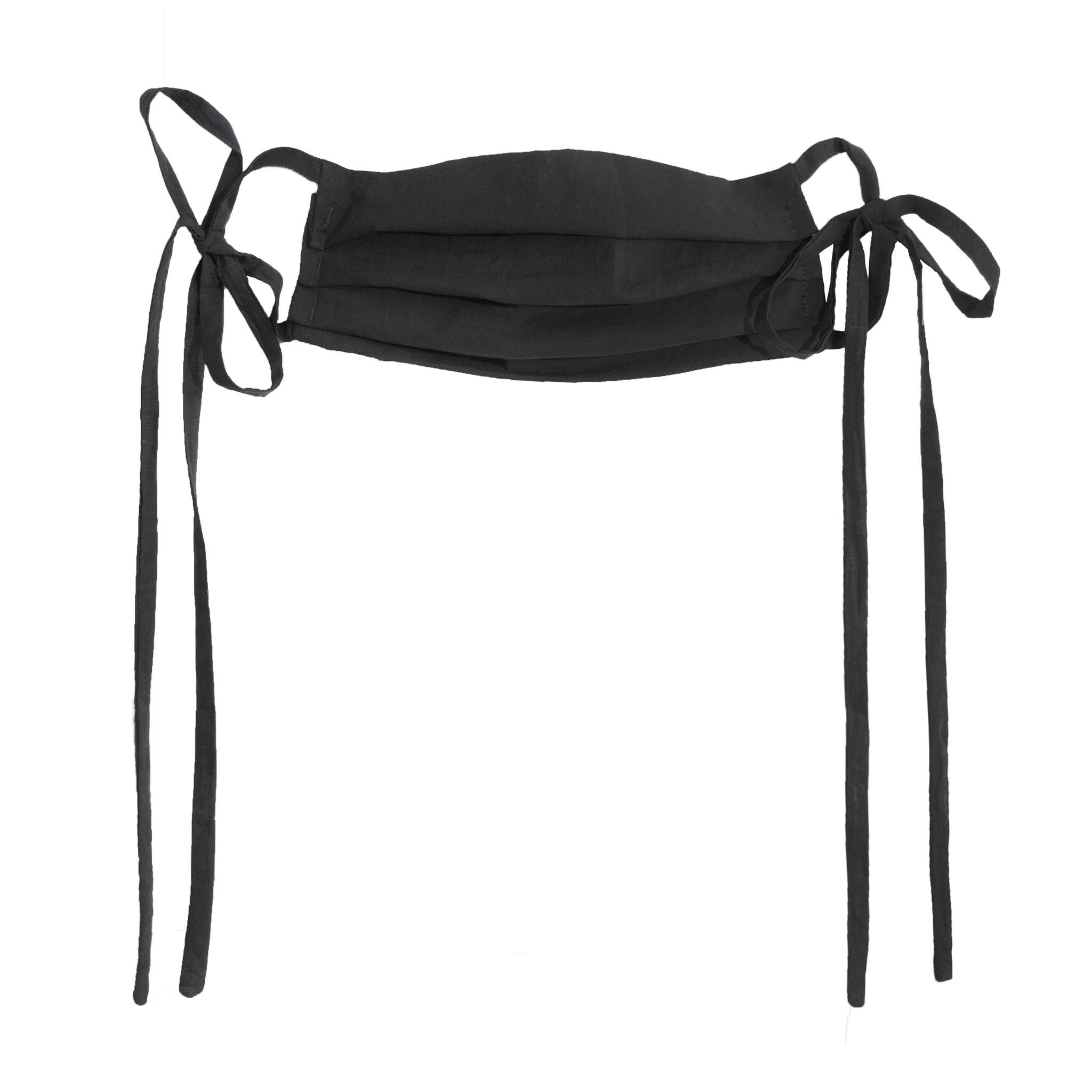 Protective Face Mask Black