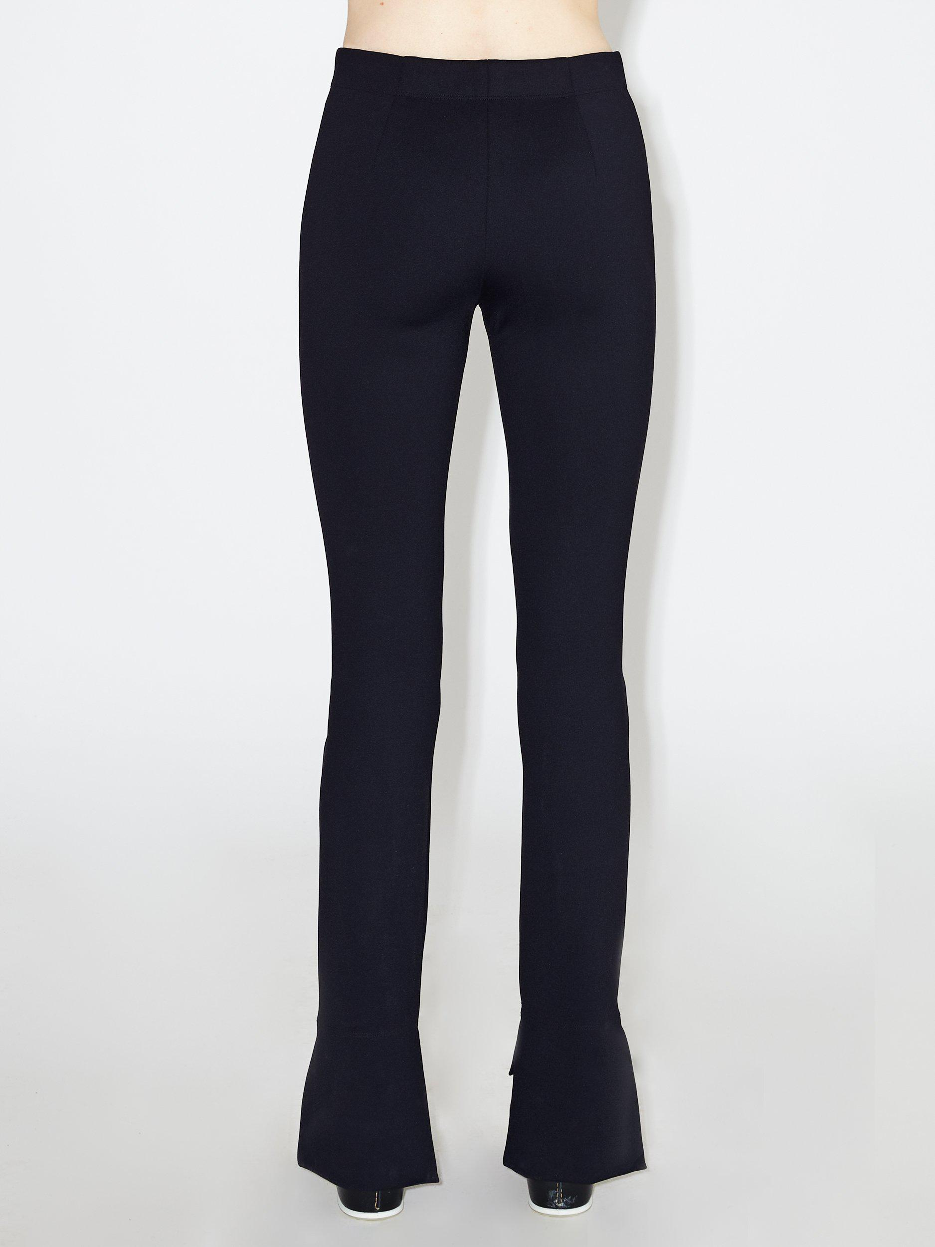 Skinny Cropped Front Pant 4