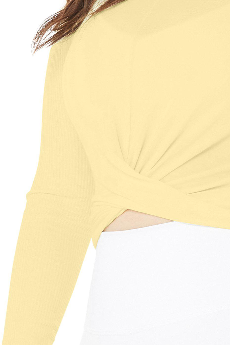 COVER LONG SLEEVE TOP 8