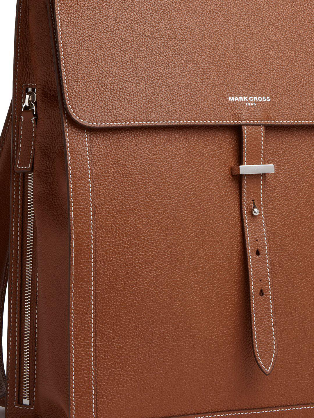 Andy Leather Backpack 1