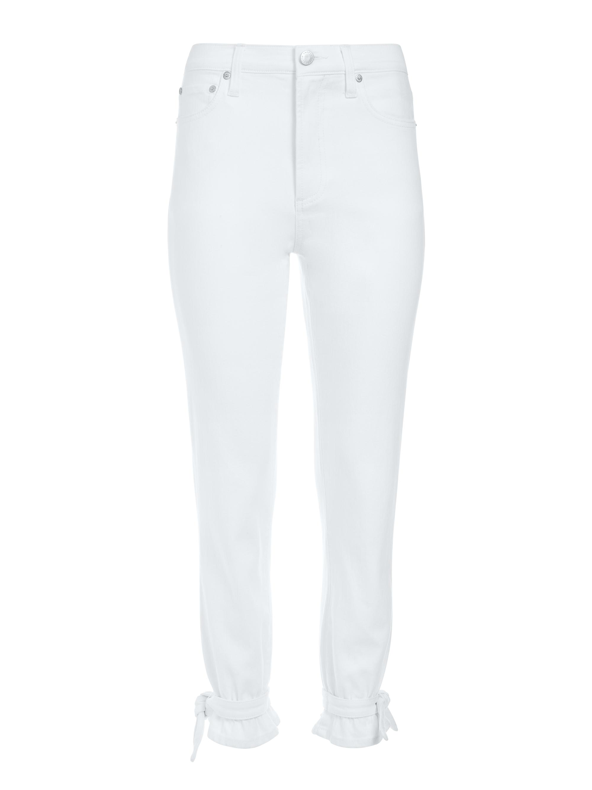 AMAZING HIGH RISE TIE PANT 5