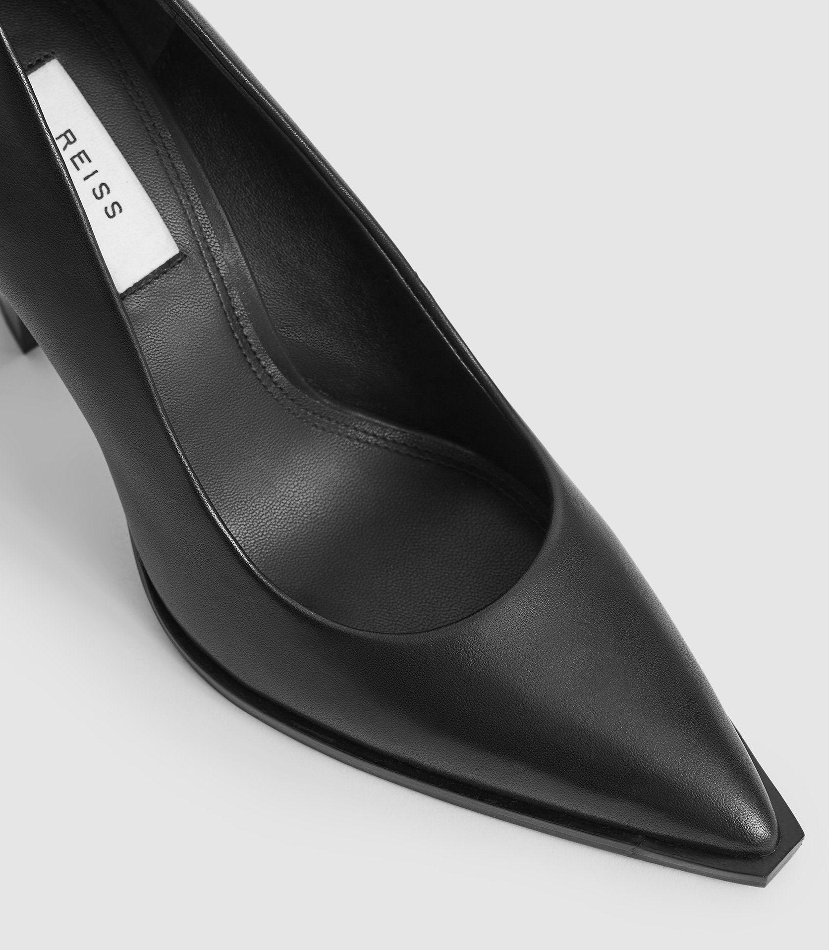 ADA COURT - LEATHER COURT SHOES 2