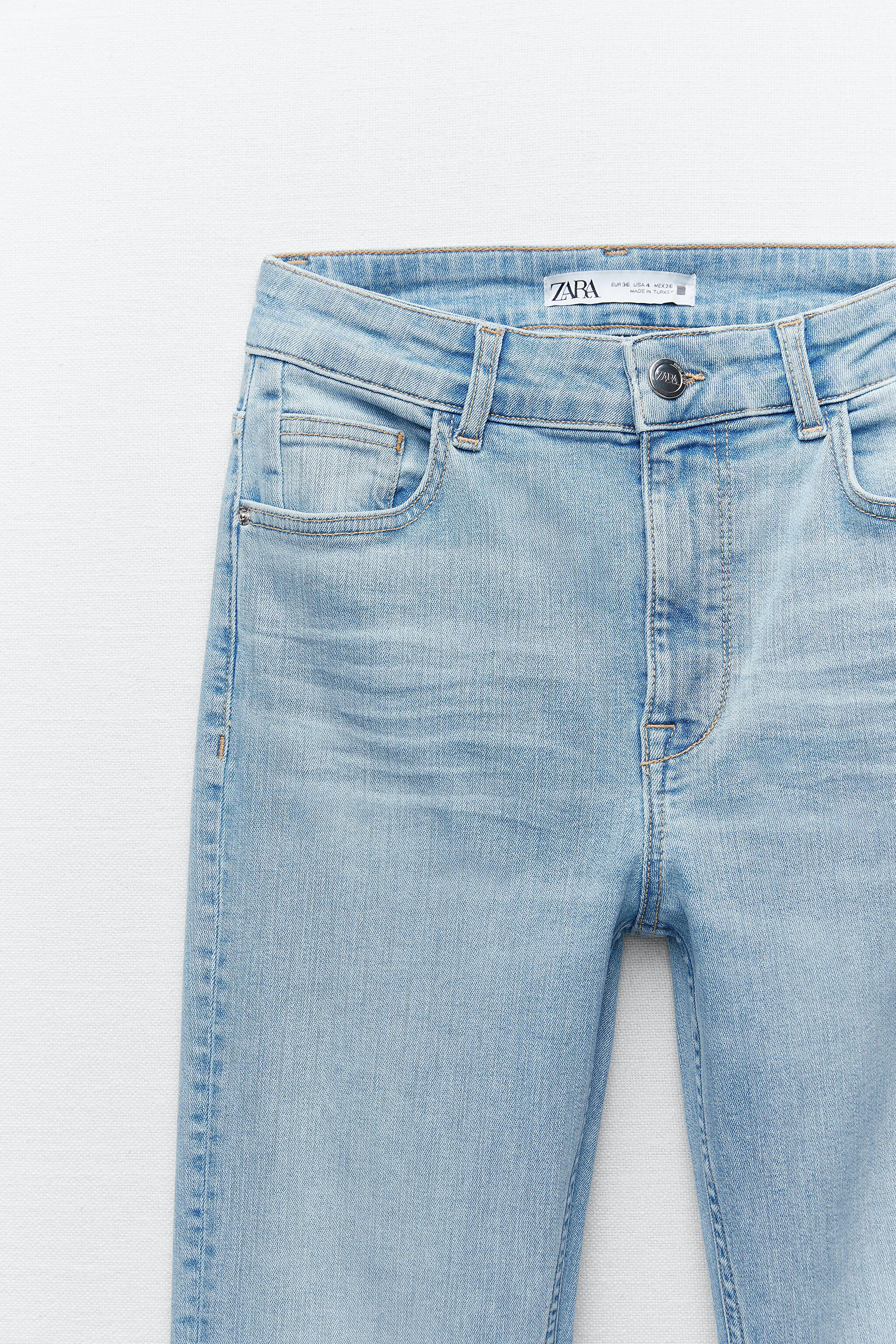 Z1975 HIGH RISE FLARED JEANS 5