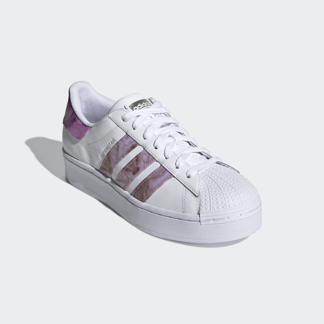 Superstar Bold Shoes Cloud White