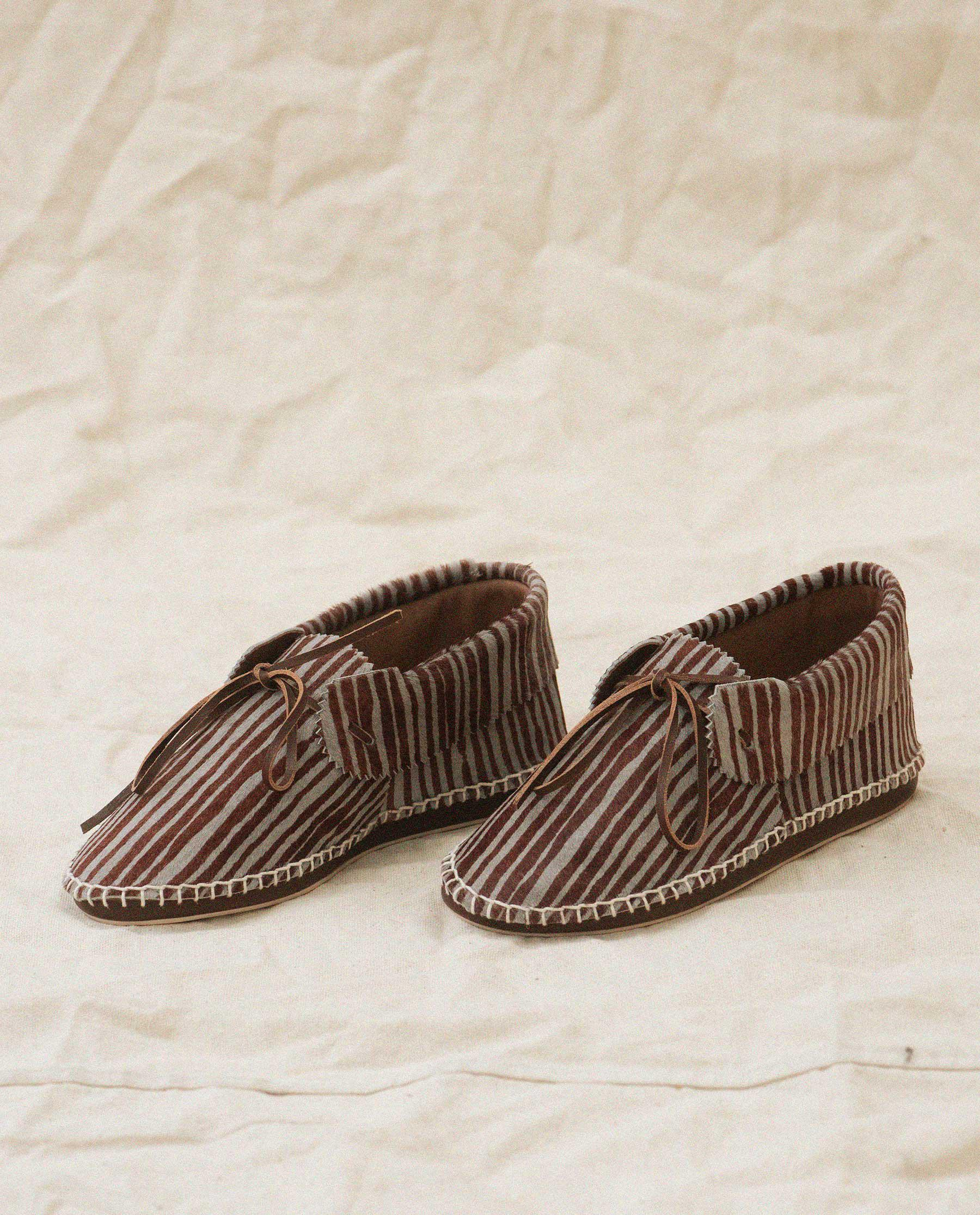 Exclusive The Canyon Moccasin. -- Dusk Stripe 2
