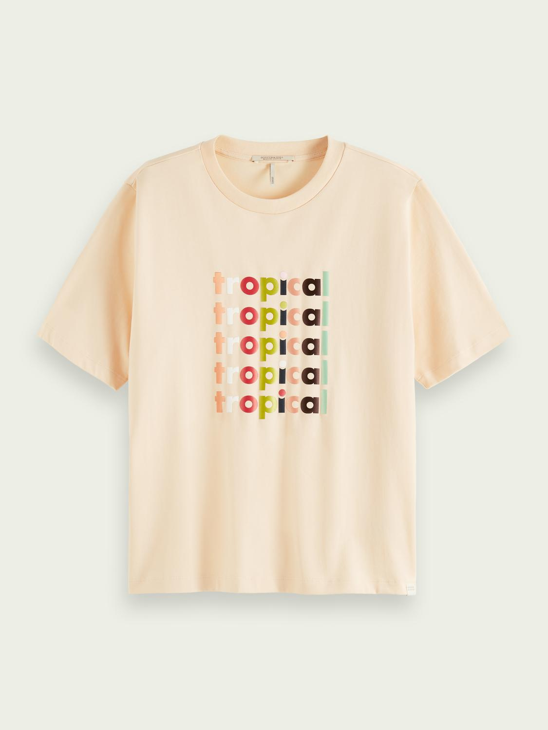 Boxy fit graphic T-shirt 3