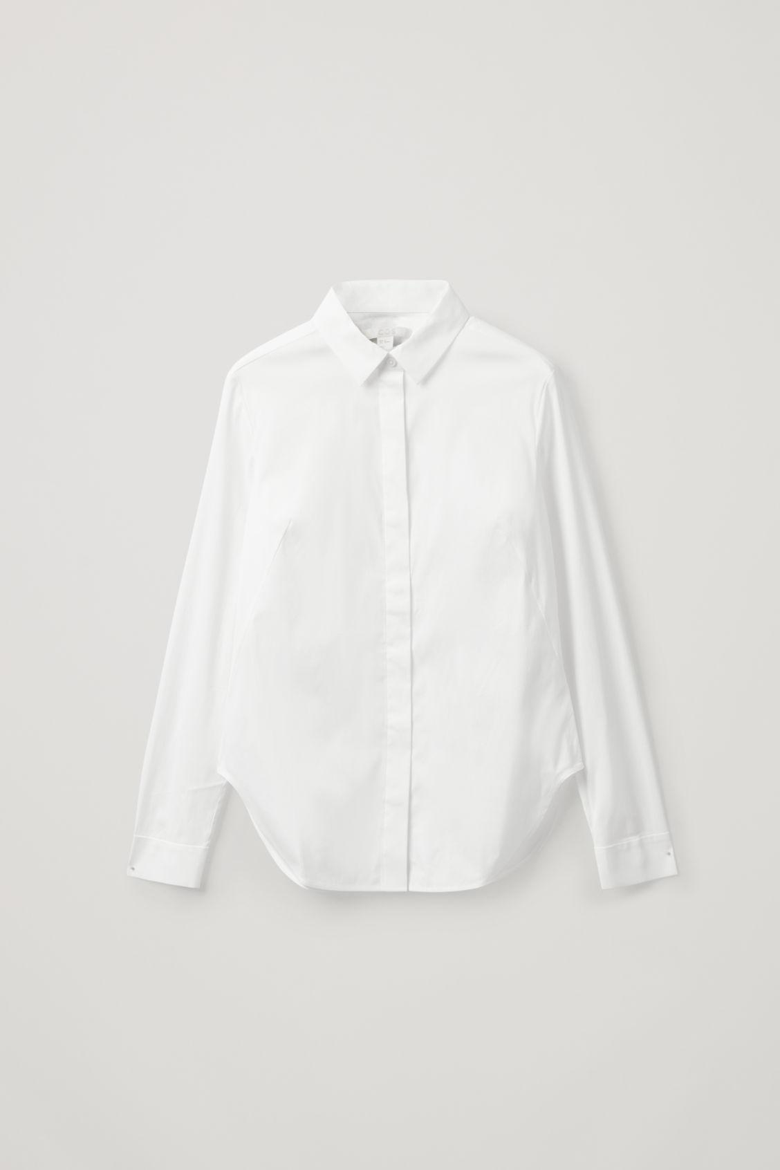SLIM FITTED SHIRT 6