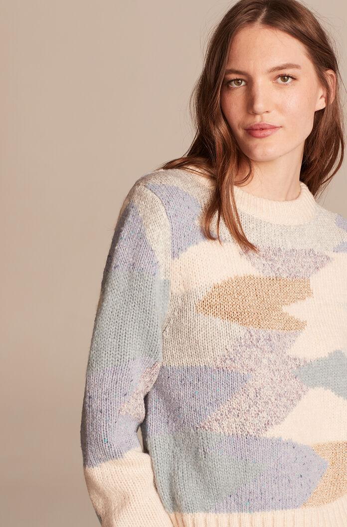 FLUFFY AIRE PULLOVER 0