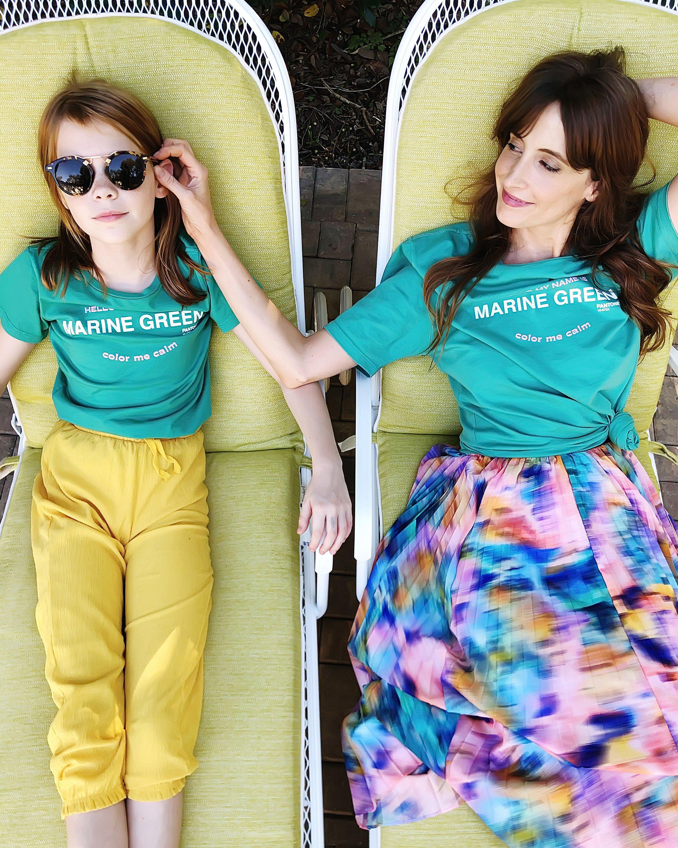 Color Me Calm Adult Tee 2