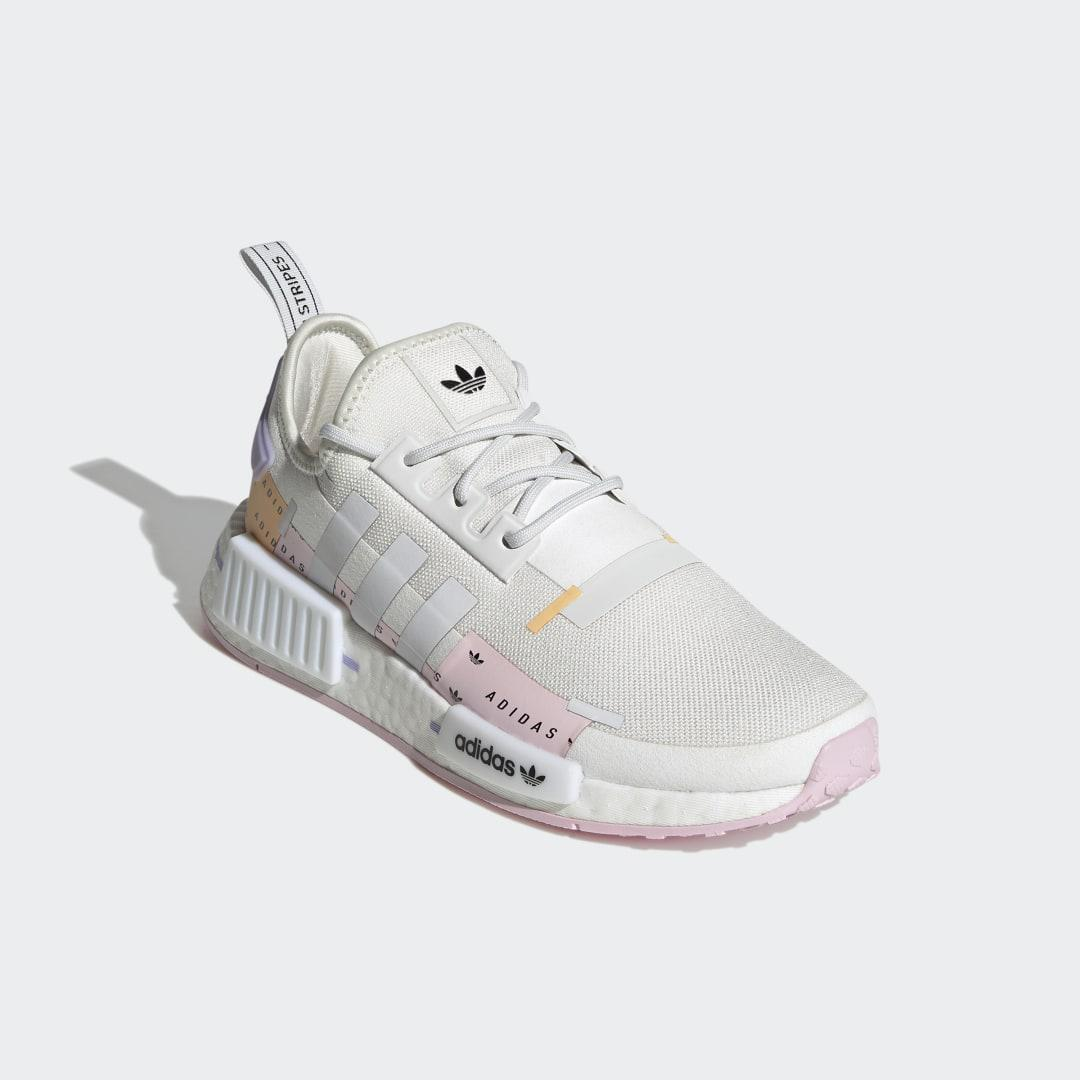 NMD_R1 Shoes Crystal White