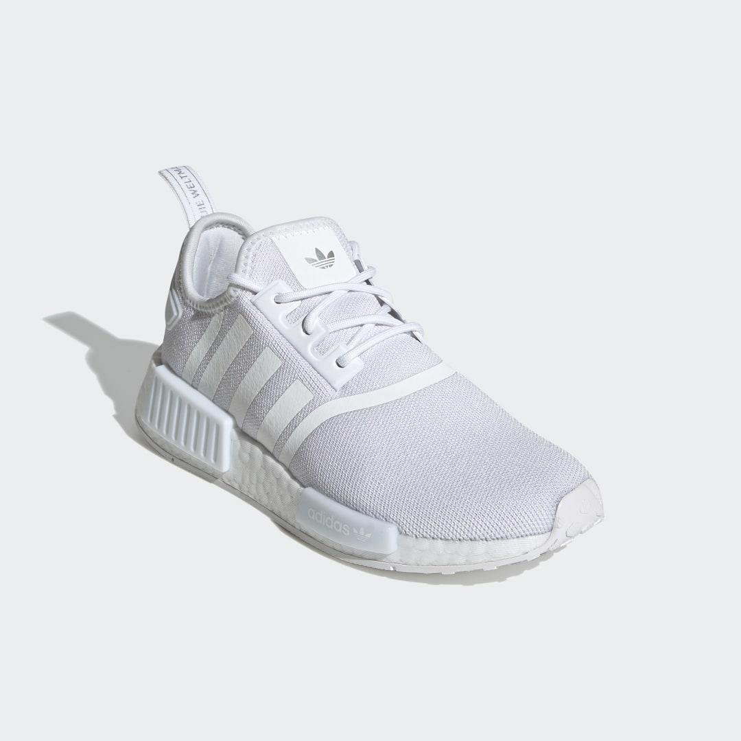 NMD_R1 Primeblue Shoes White