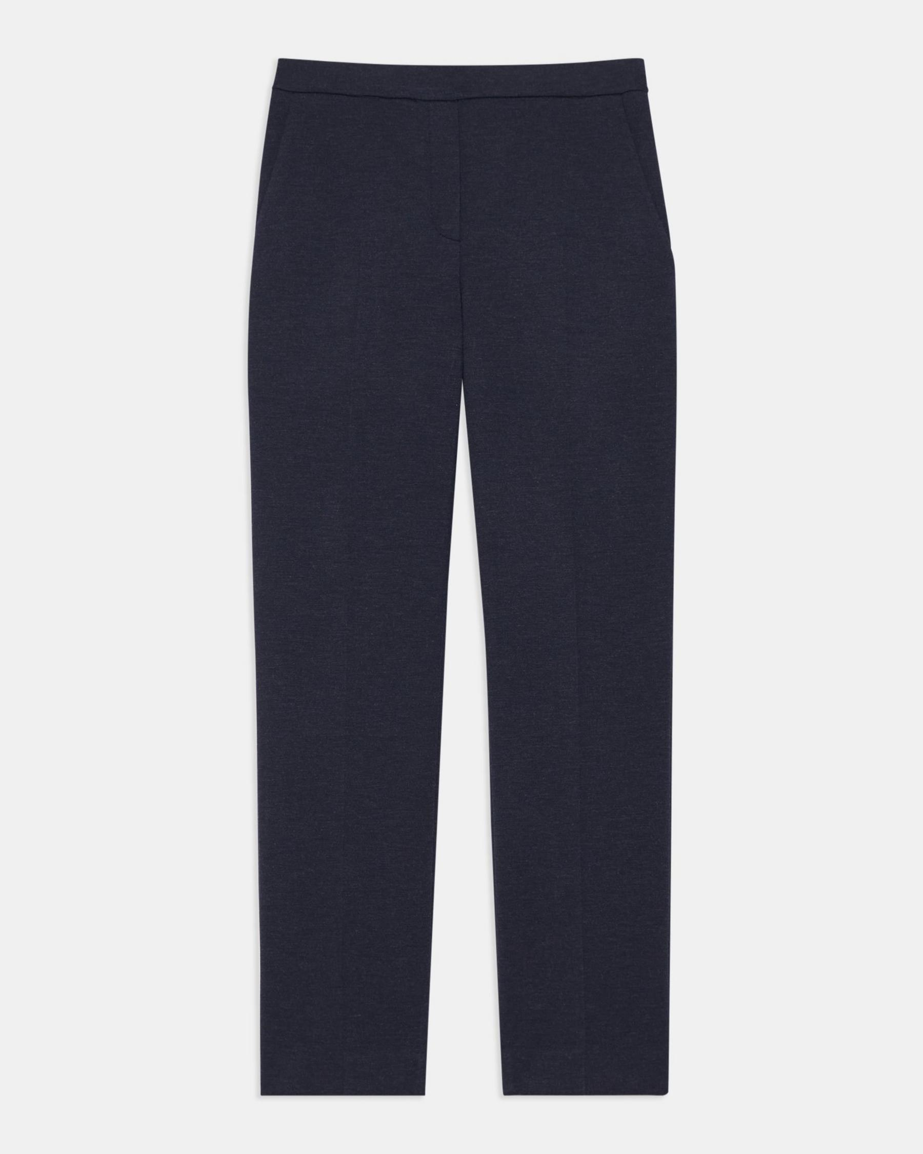 Treeca Pull-On Pant in Double-Knit Jersey 4