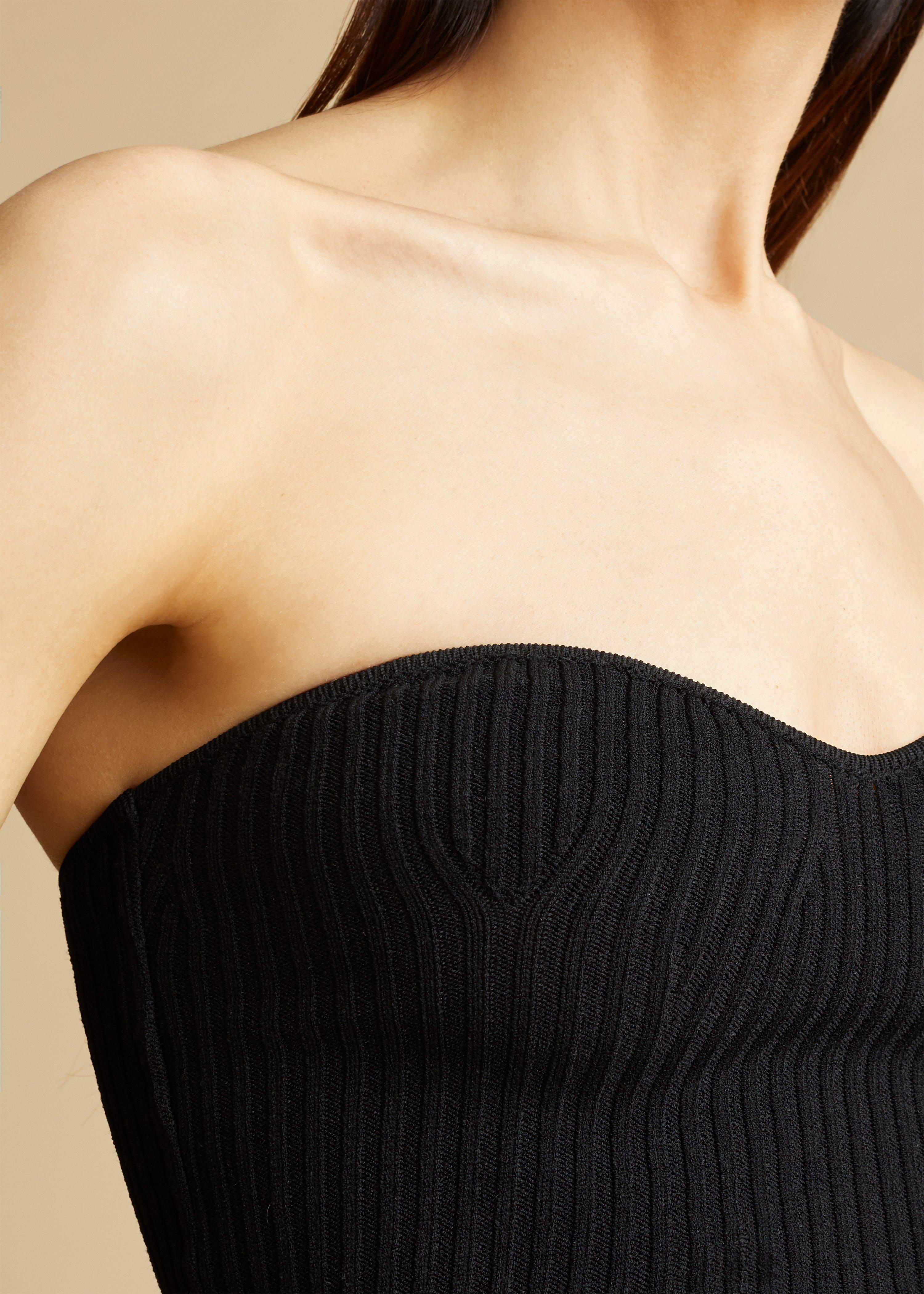 The Lucie Top in Black 6