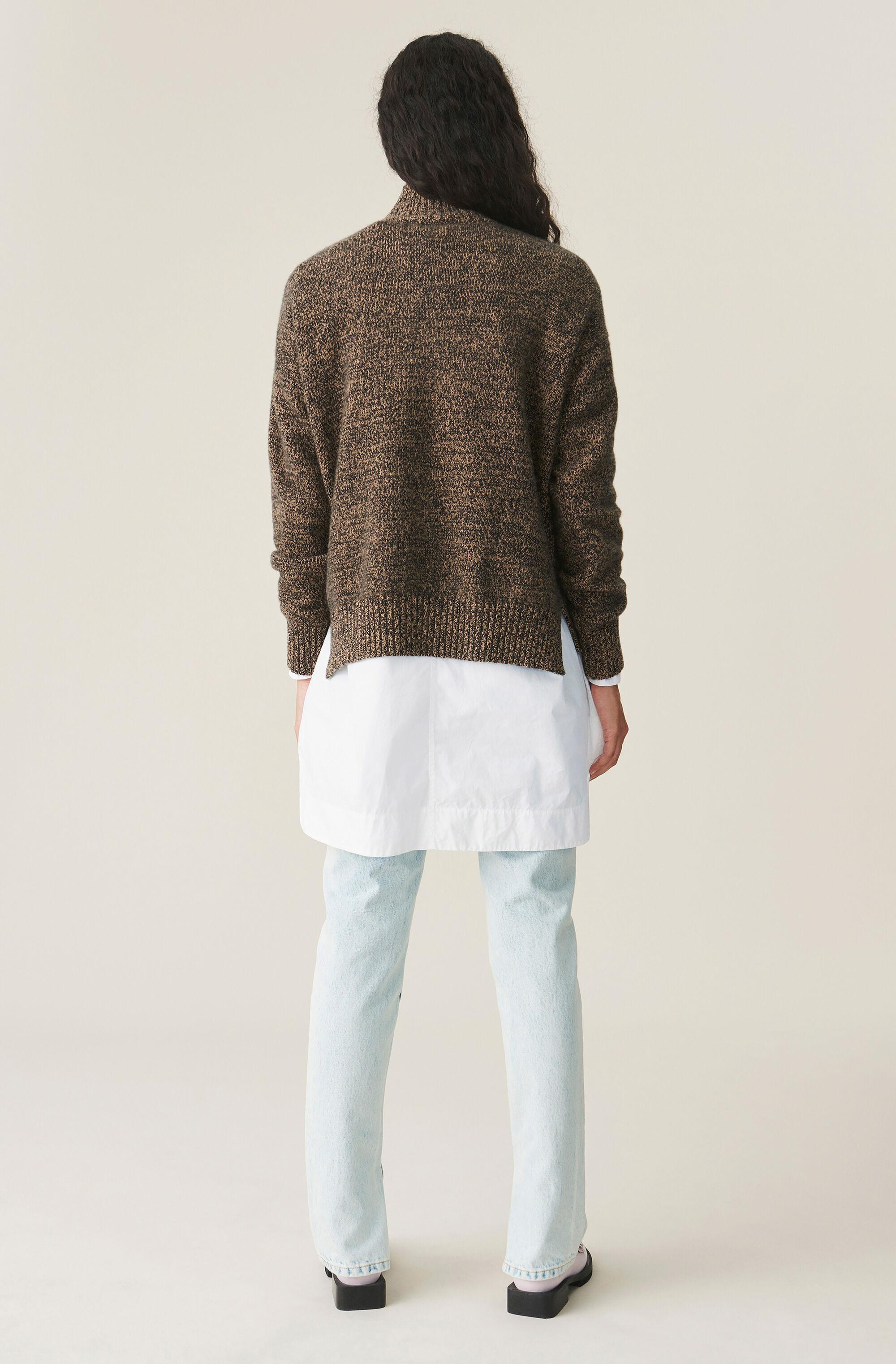 Cashmere Mix Pullover 2