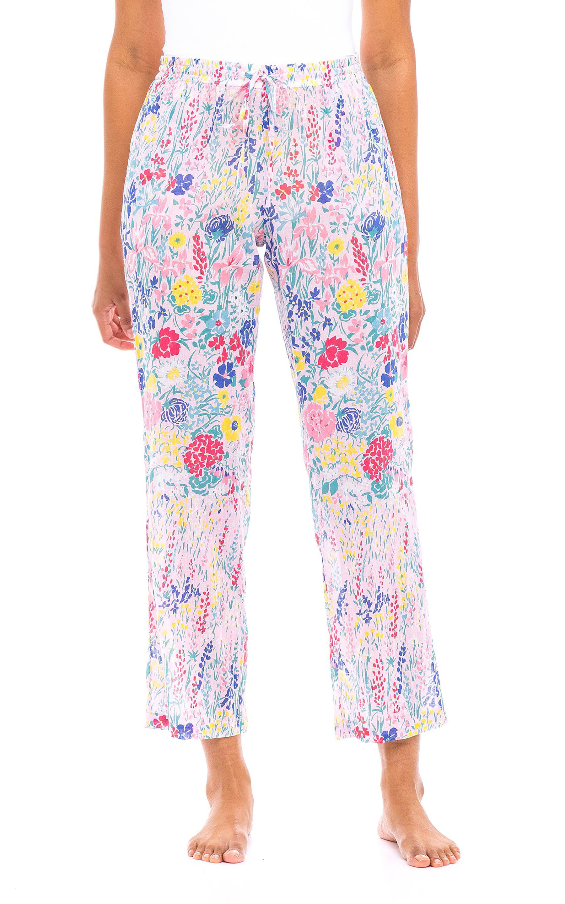 Orion Pull On Pant Dawn Chorus Crystal Rose