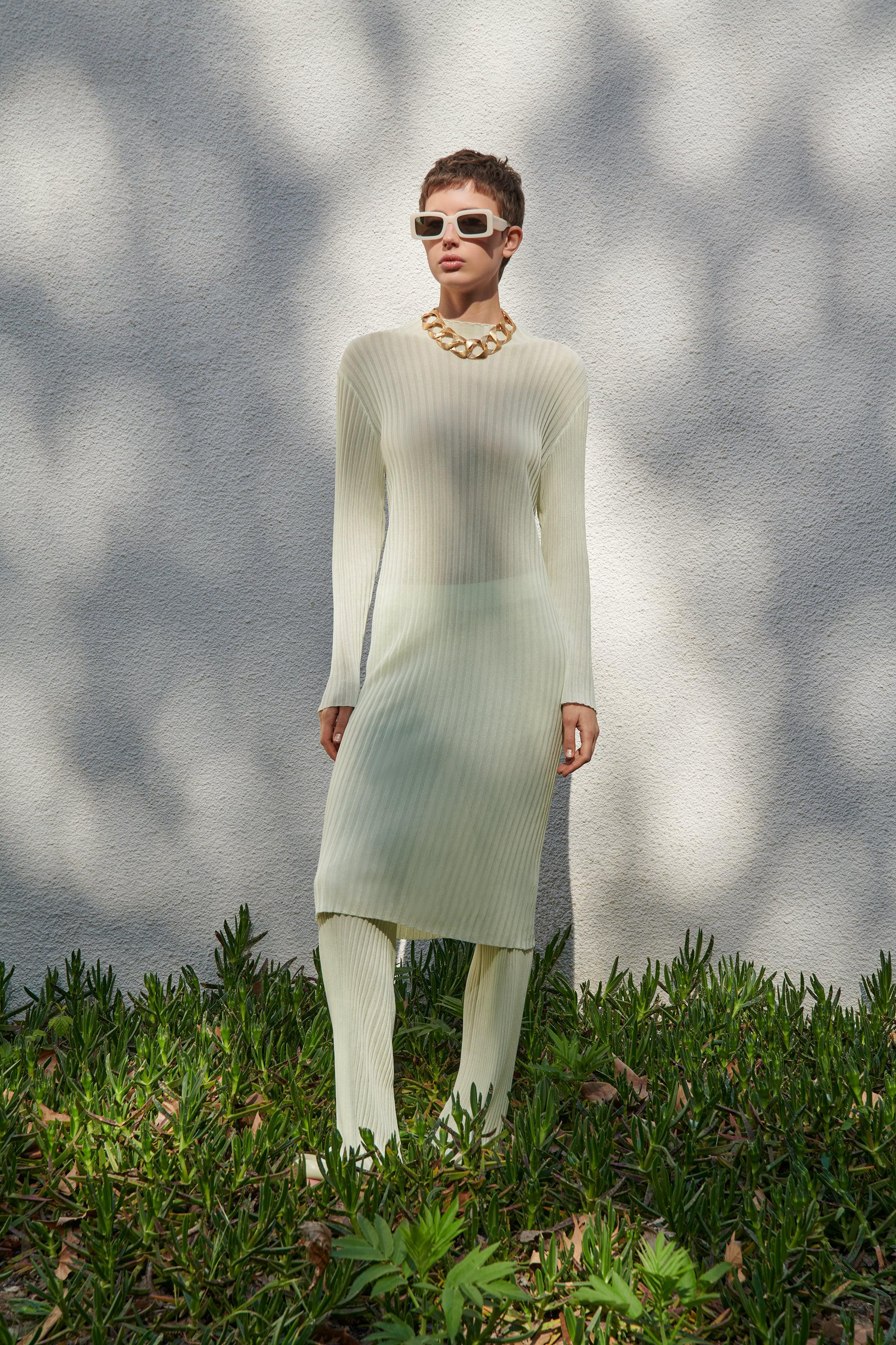 KNIT TUNIC LIMITED EDITION