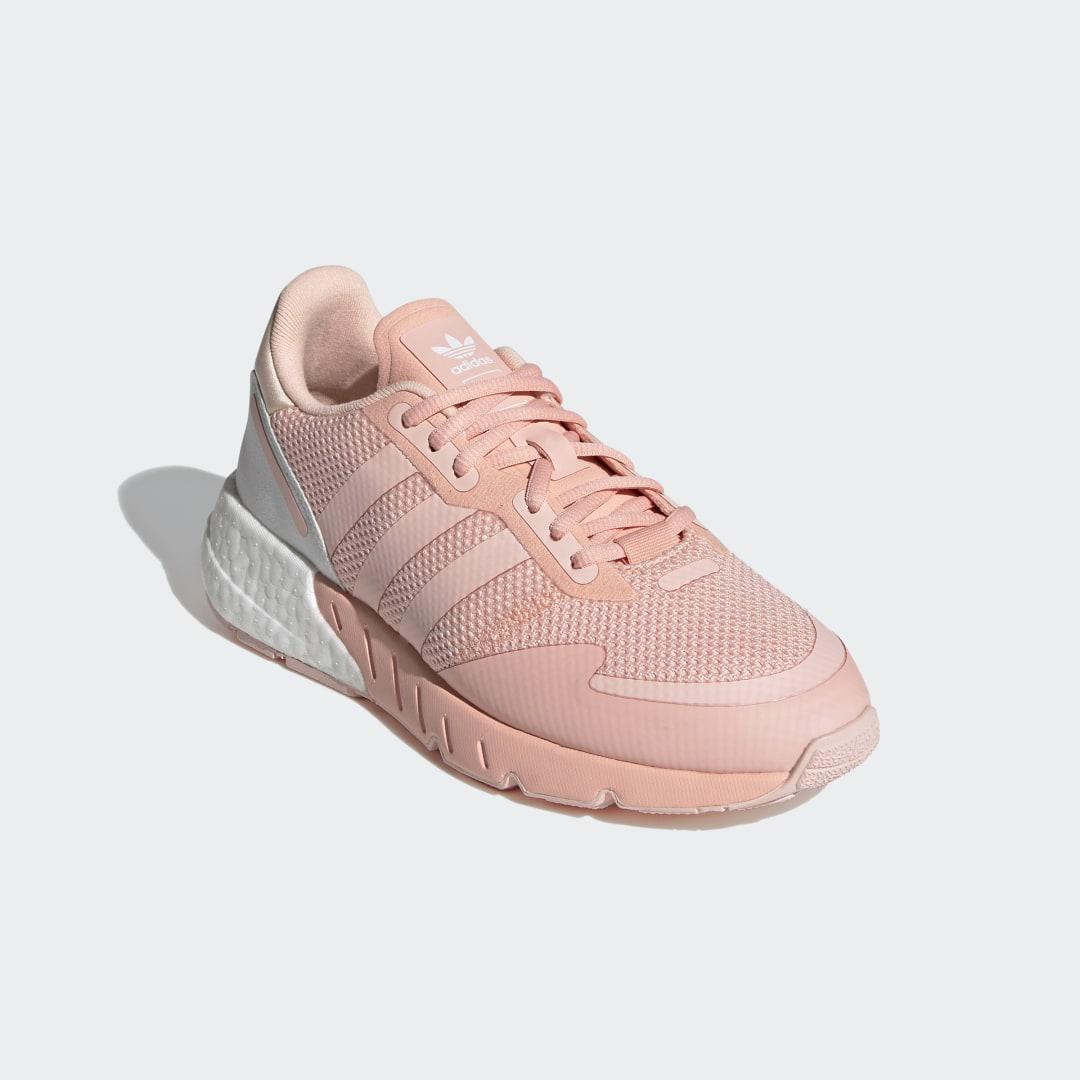 ZX 1K Boost Shoes Glow Pink
