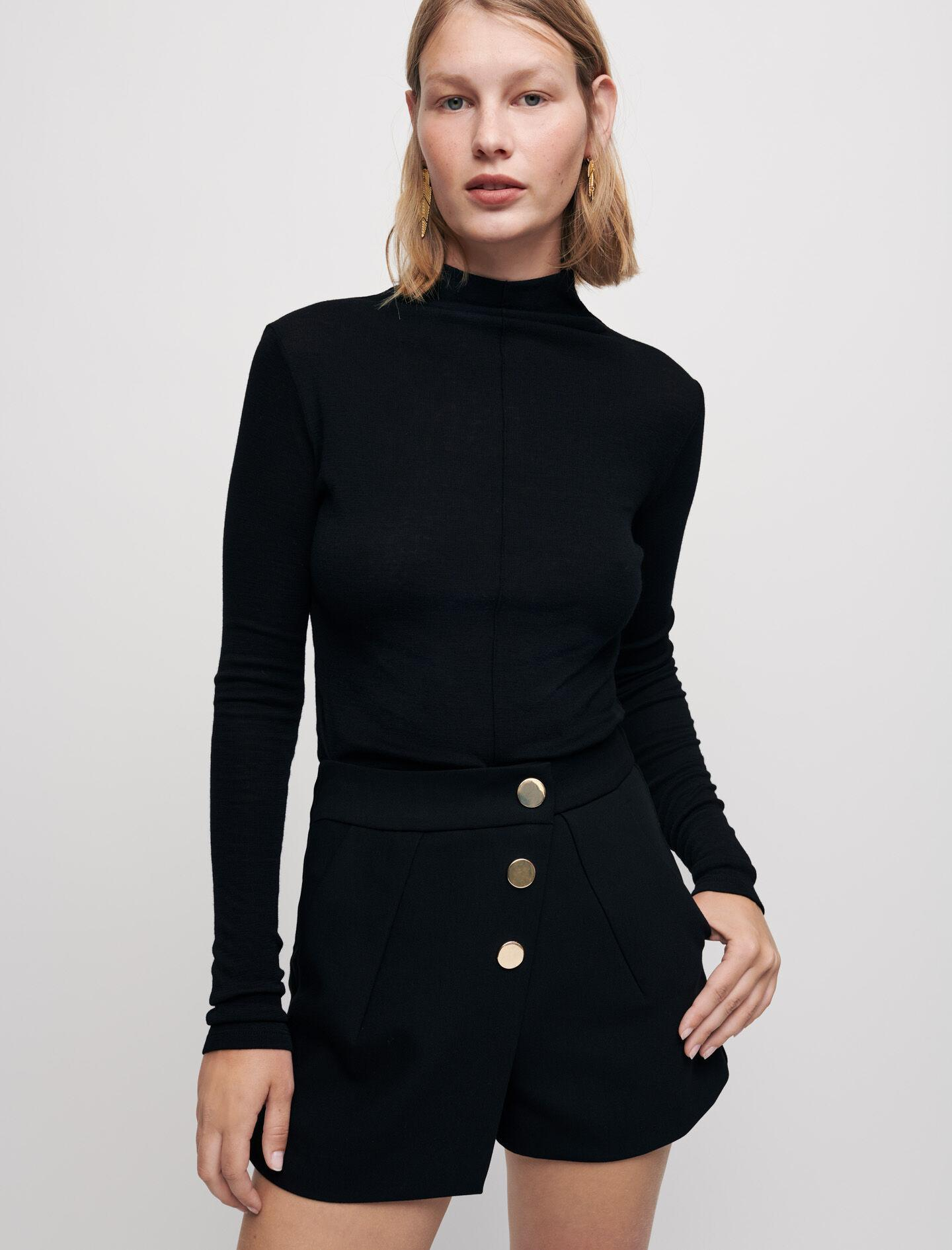 LONG-SLEEVED SWEATER