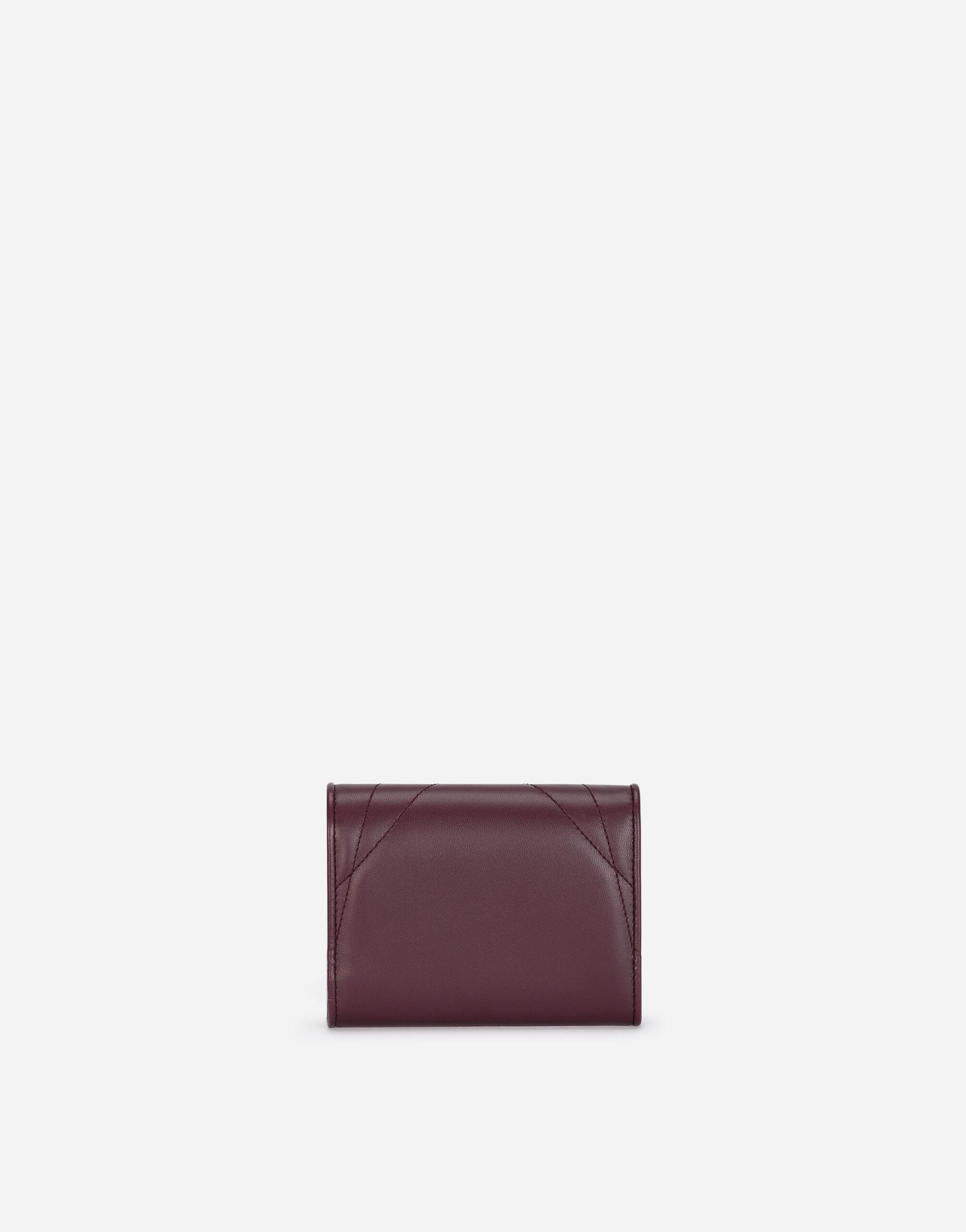 Small continental Devotion wallet 2