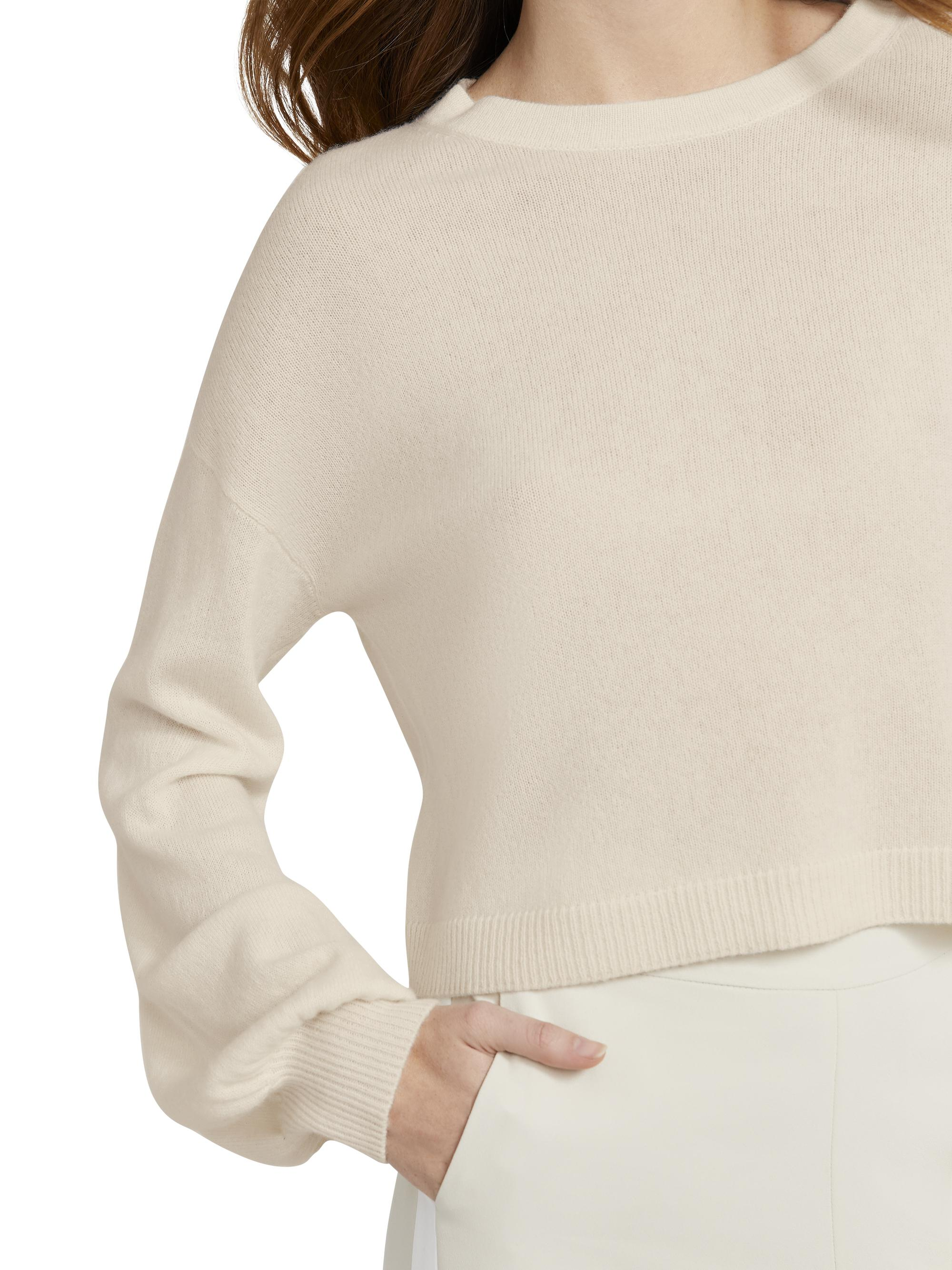 ANSLEY WIDE SLEEVE CROPPED SWEATER 4
